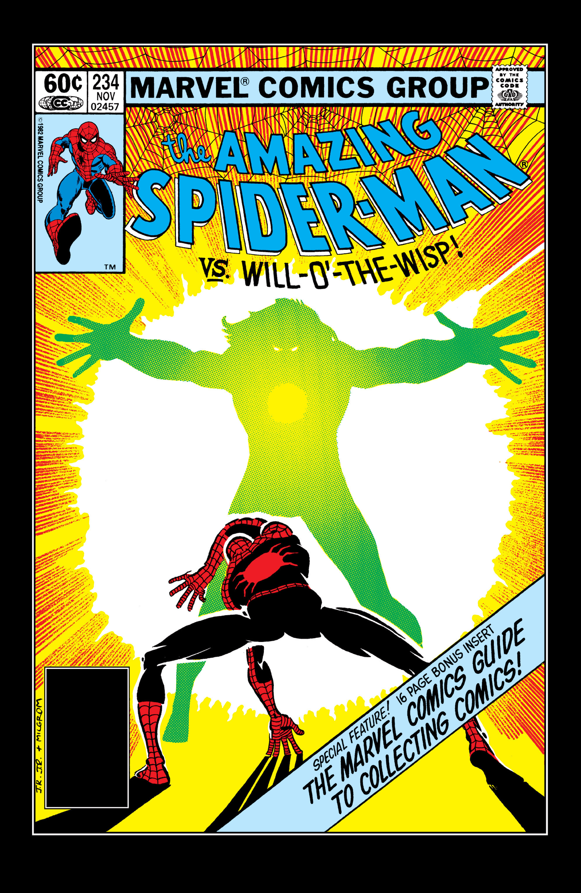 The Amazing Spider-Man (1963) 234 Page 0