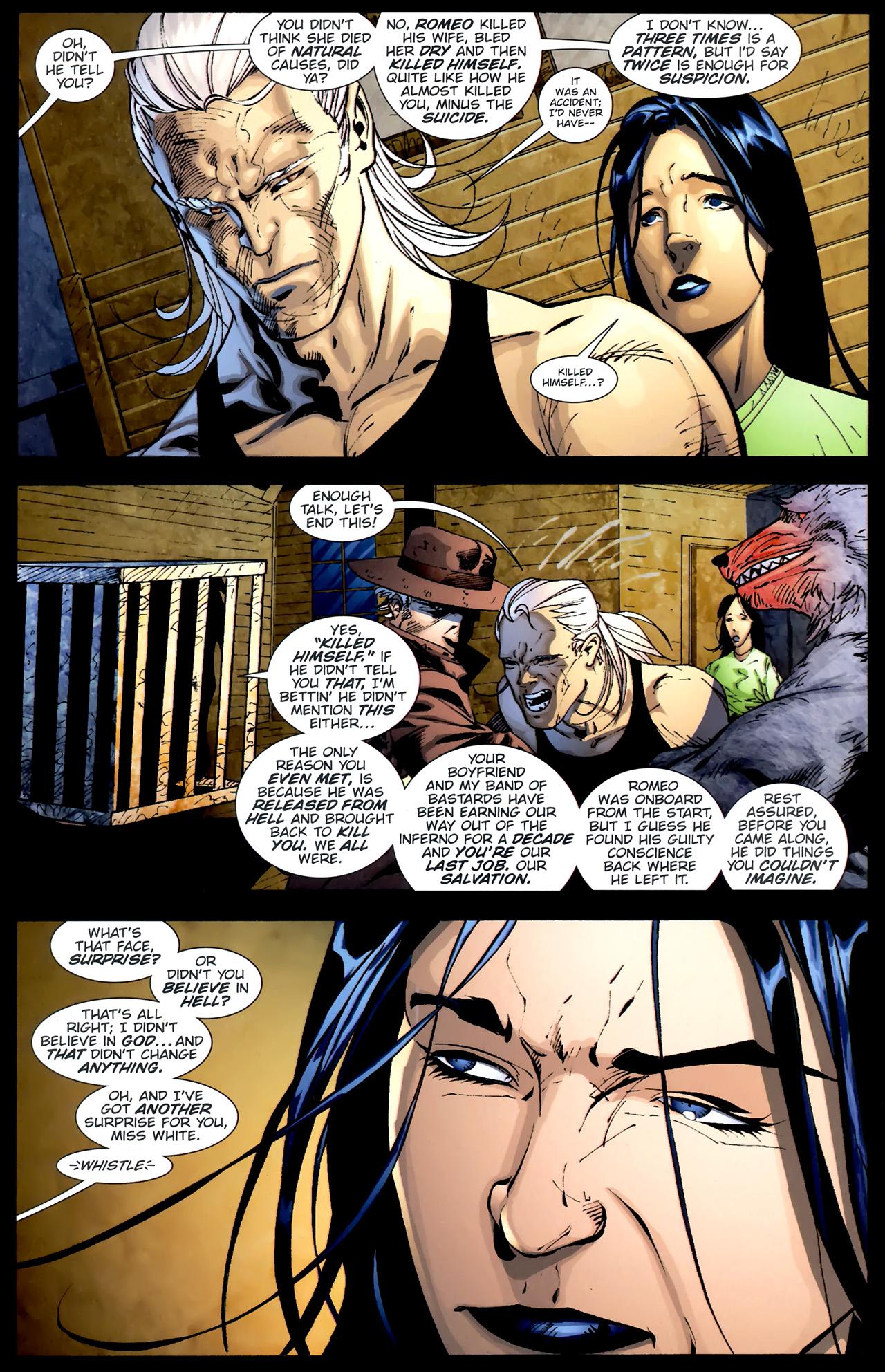 Read online Dead Romeo comic -  Issue #6 - 4