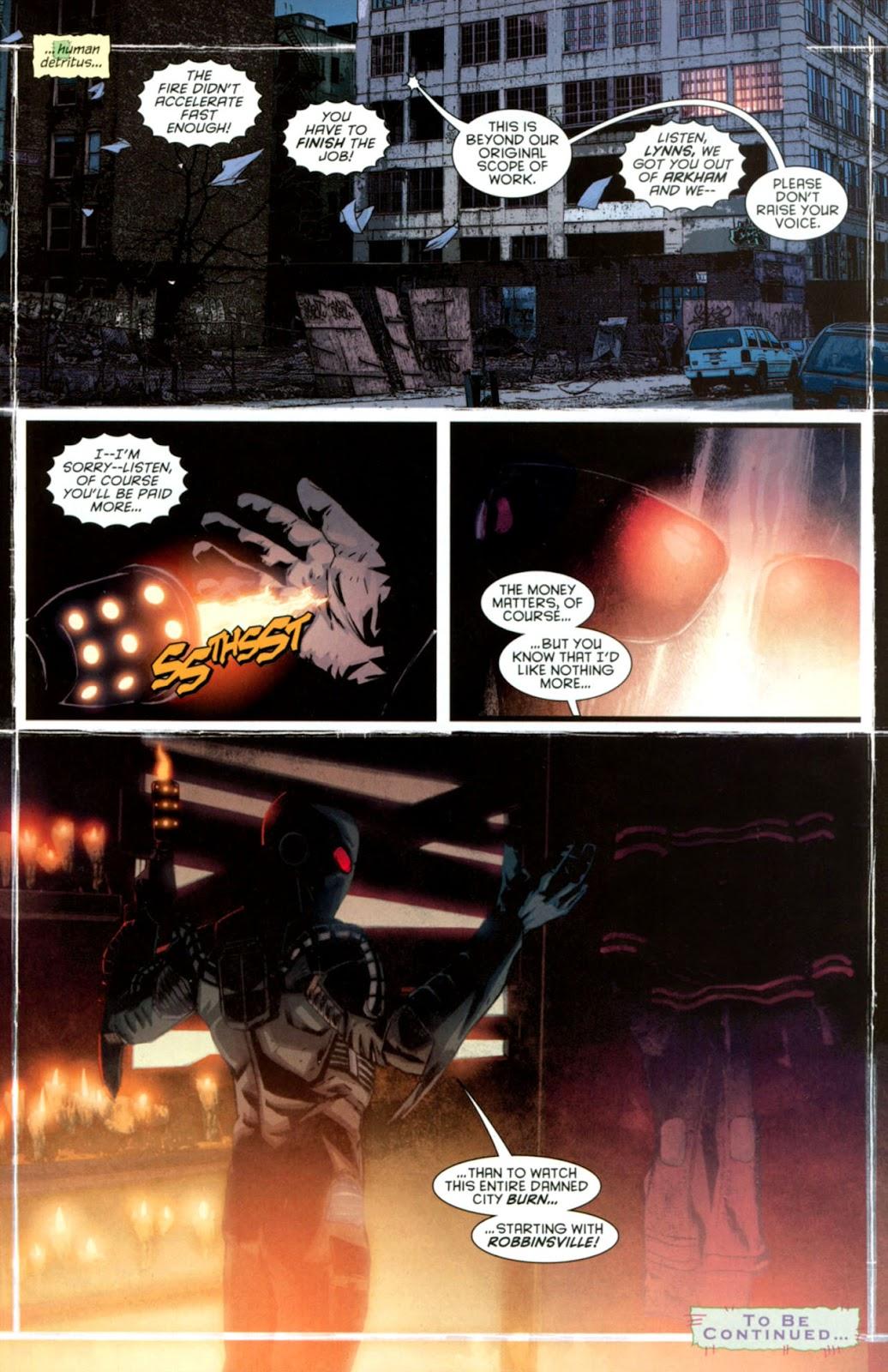 Comic Batman: Streets Of Gotham issue 17