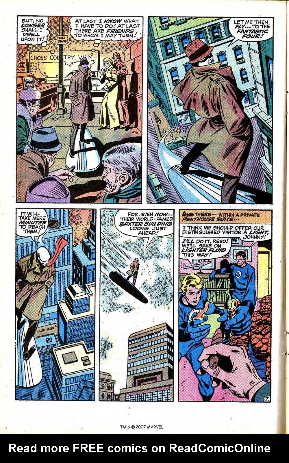 Read online Silver Surfer (1968) comic -  Issue #15 - 12