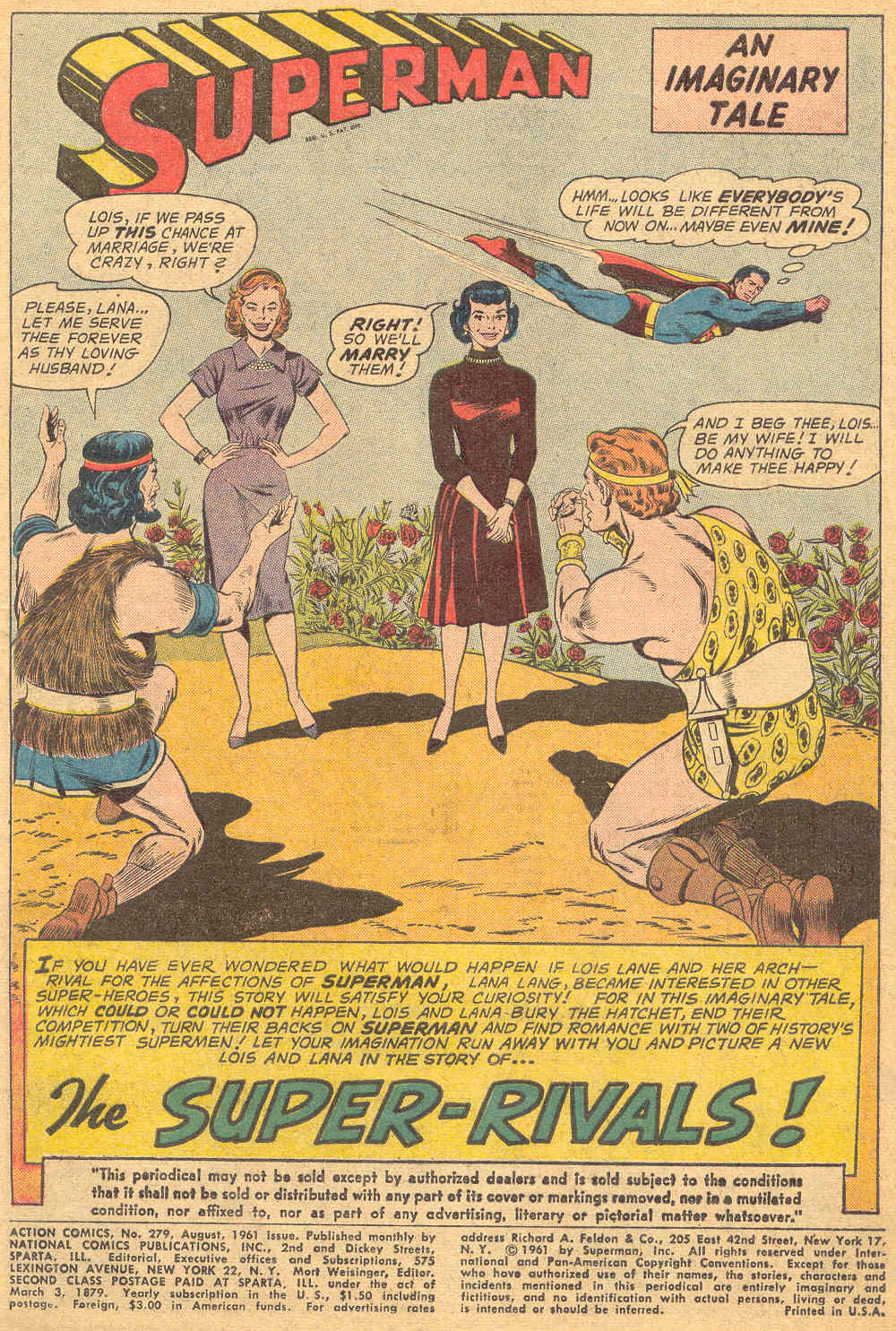 Read online Action Comics (1938) comic -  Issue #279 - 3