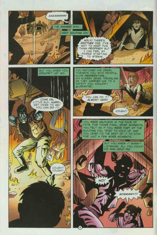 Read online Ultraverse Premiere comic -  Issue #7 - 6