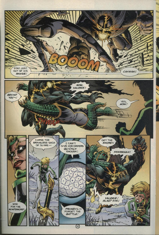 Read online Godwheel comic -  Issue #2 - 15