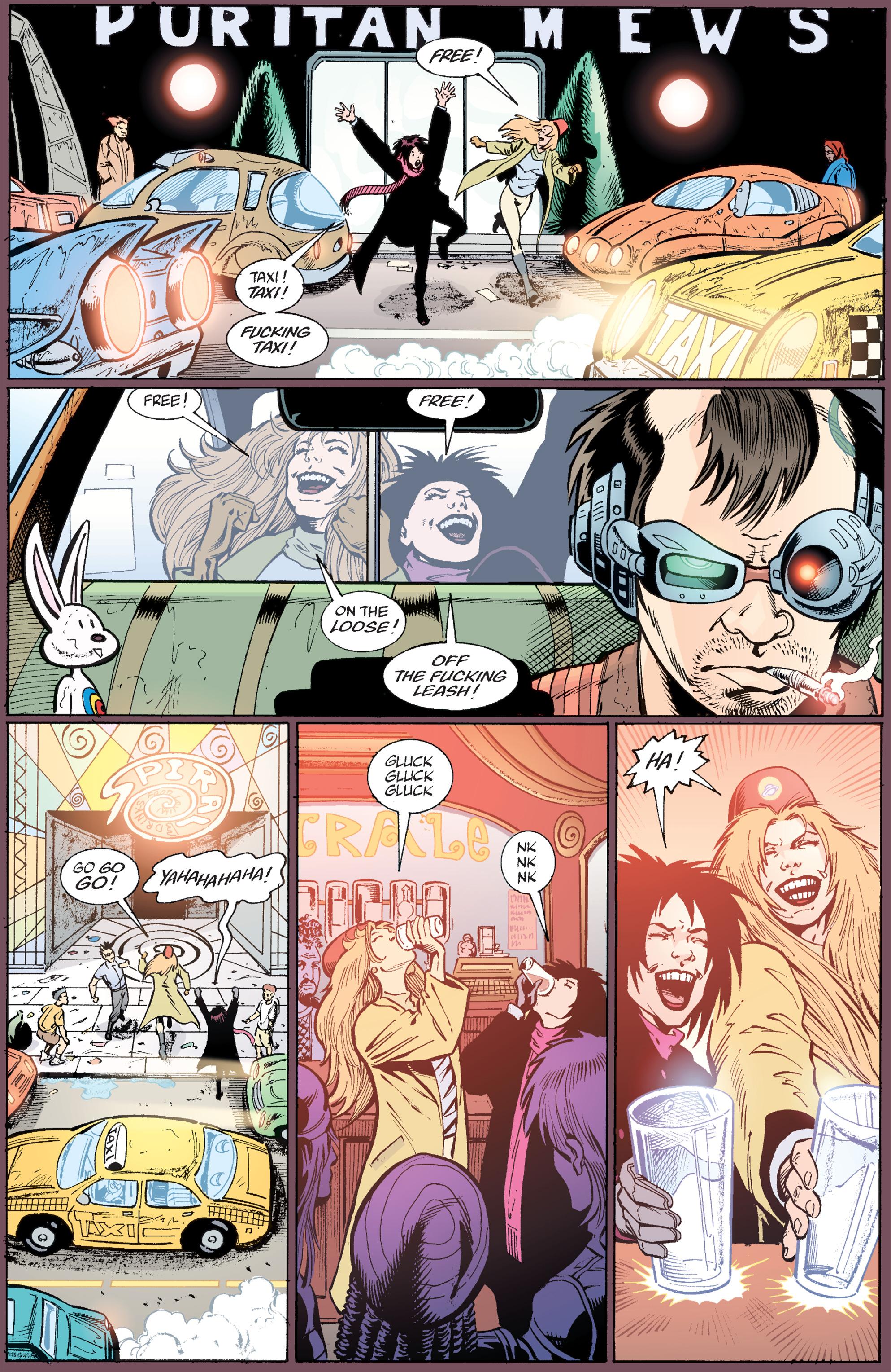 Read online Transmetropolitan comic -  Issue #33 - 3