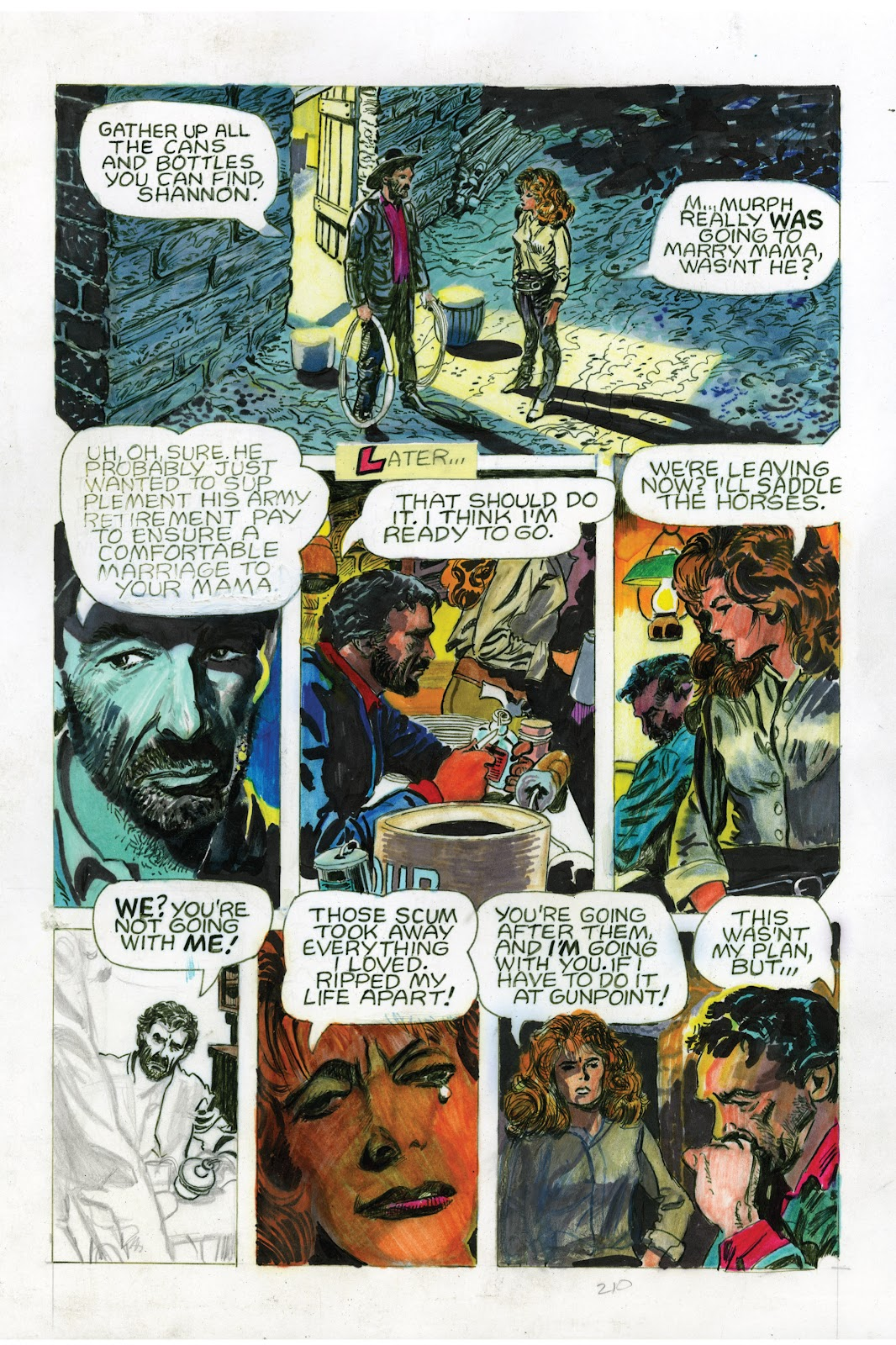 Read online Doug Wildey's Rio: The Complete Saga comic -  Issue # TPB (Part 3) - 60