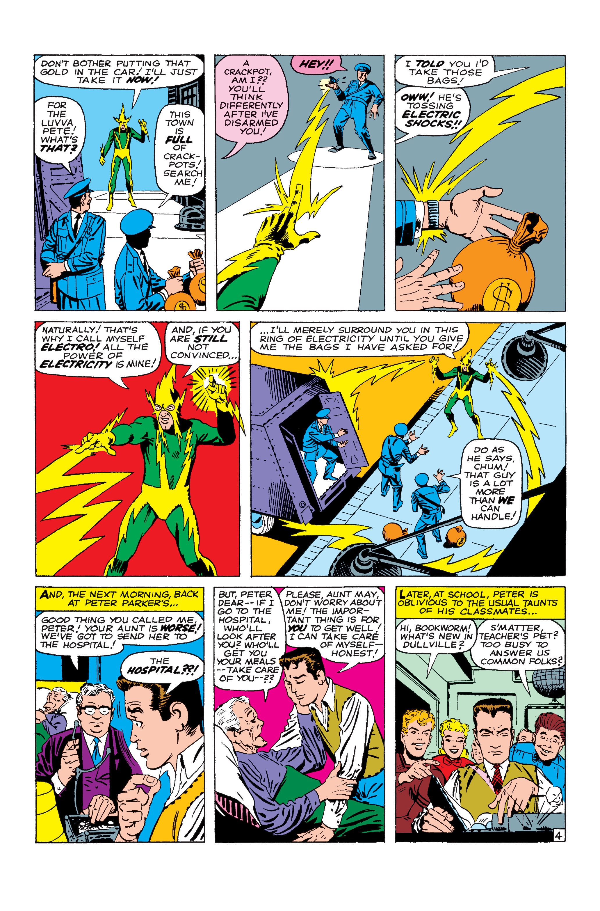 The Amazing Spider-Man (1963) 9 Page 4