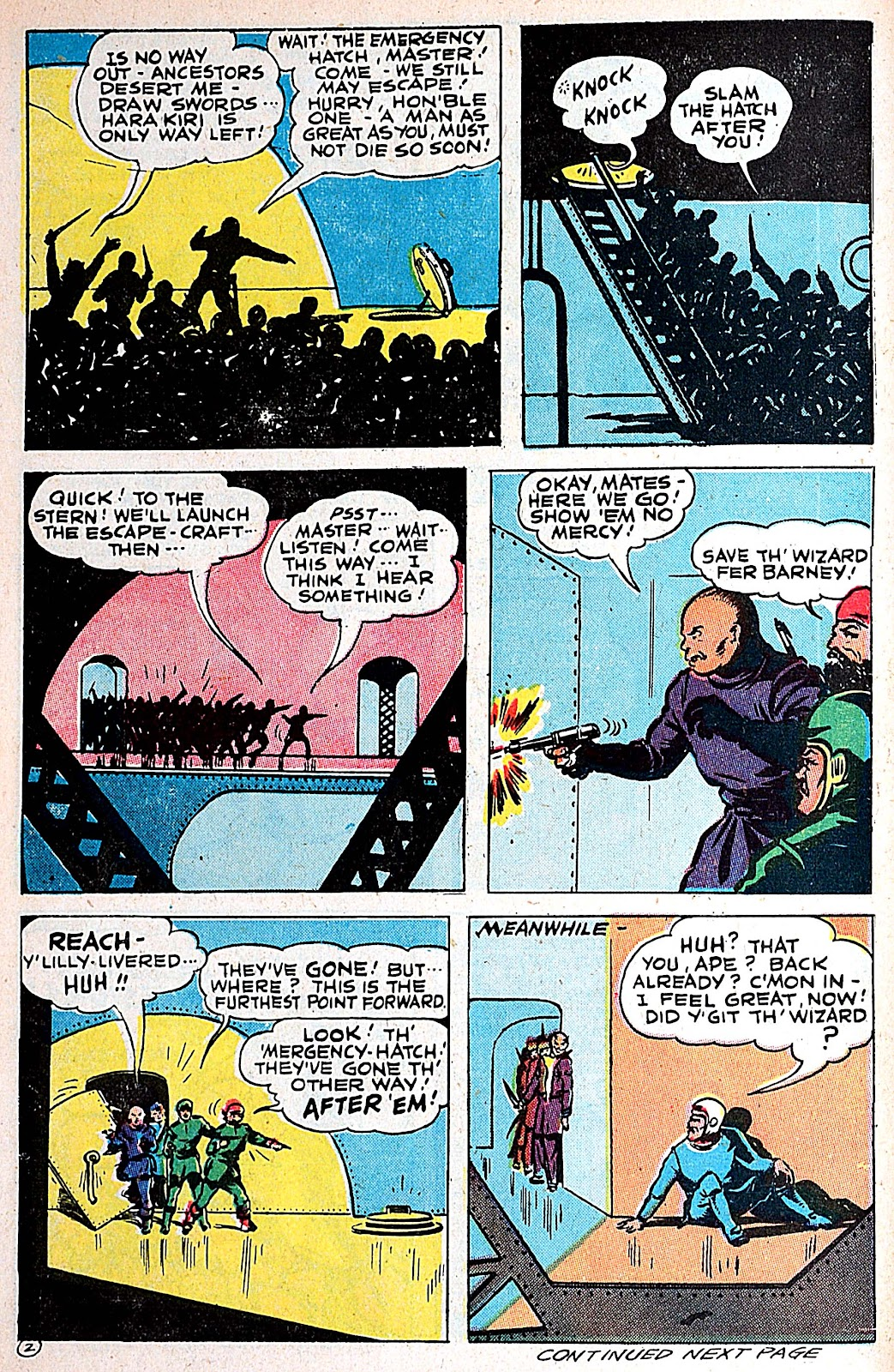 Read online Famous Funnies comic -  Issue #139 - 6