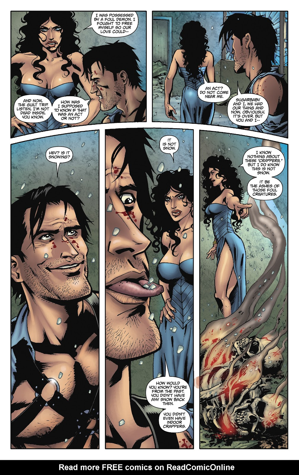 Army of Darkness: The Long Road Home issue TPB - Page 12