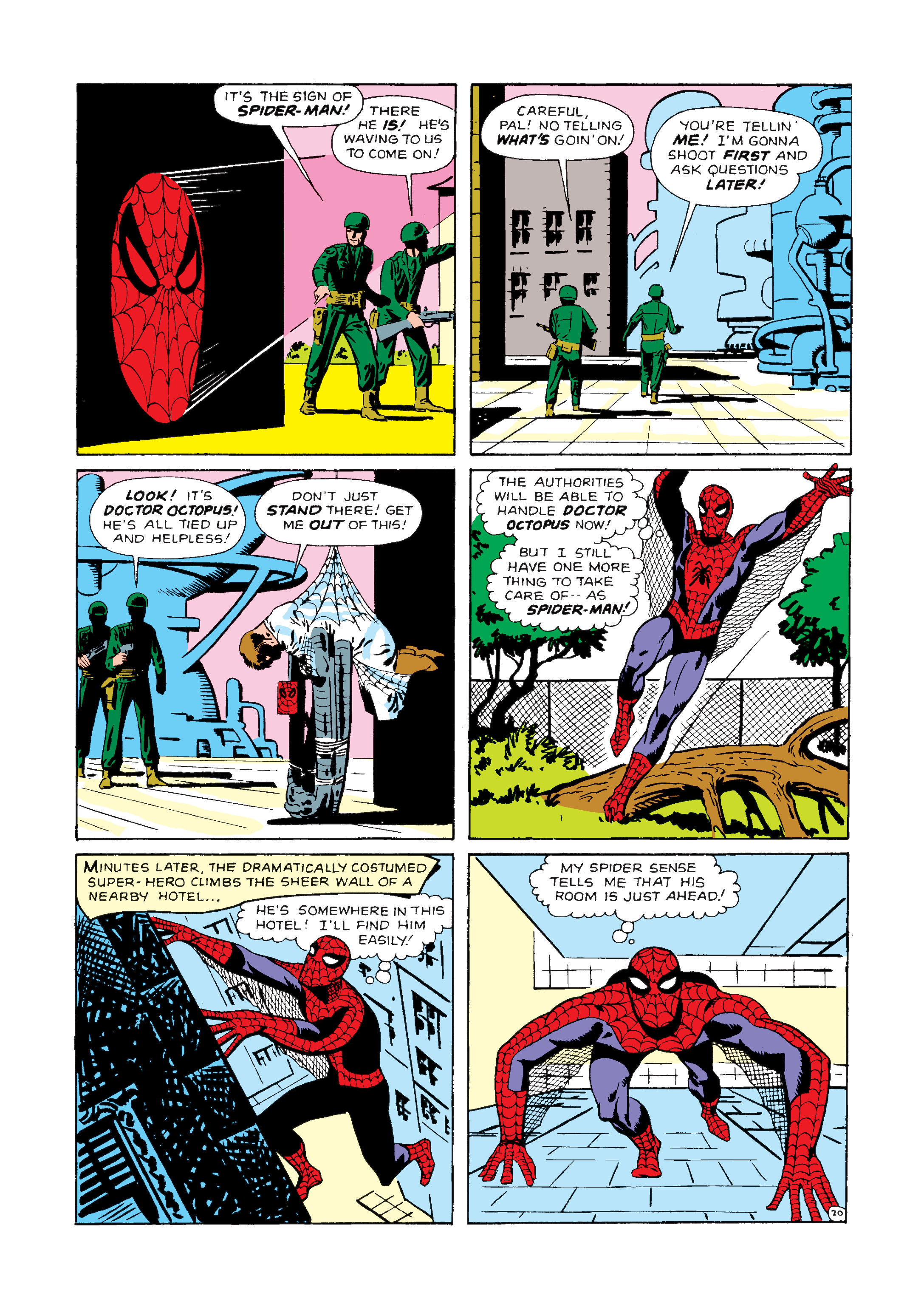 The Amazing Spider-Man (1963) 3 Page 20