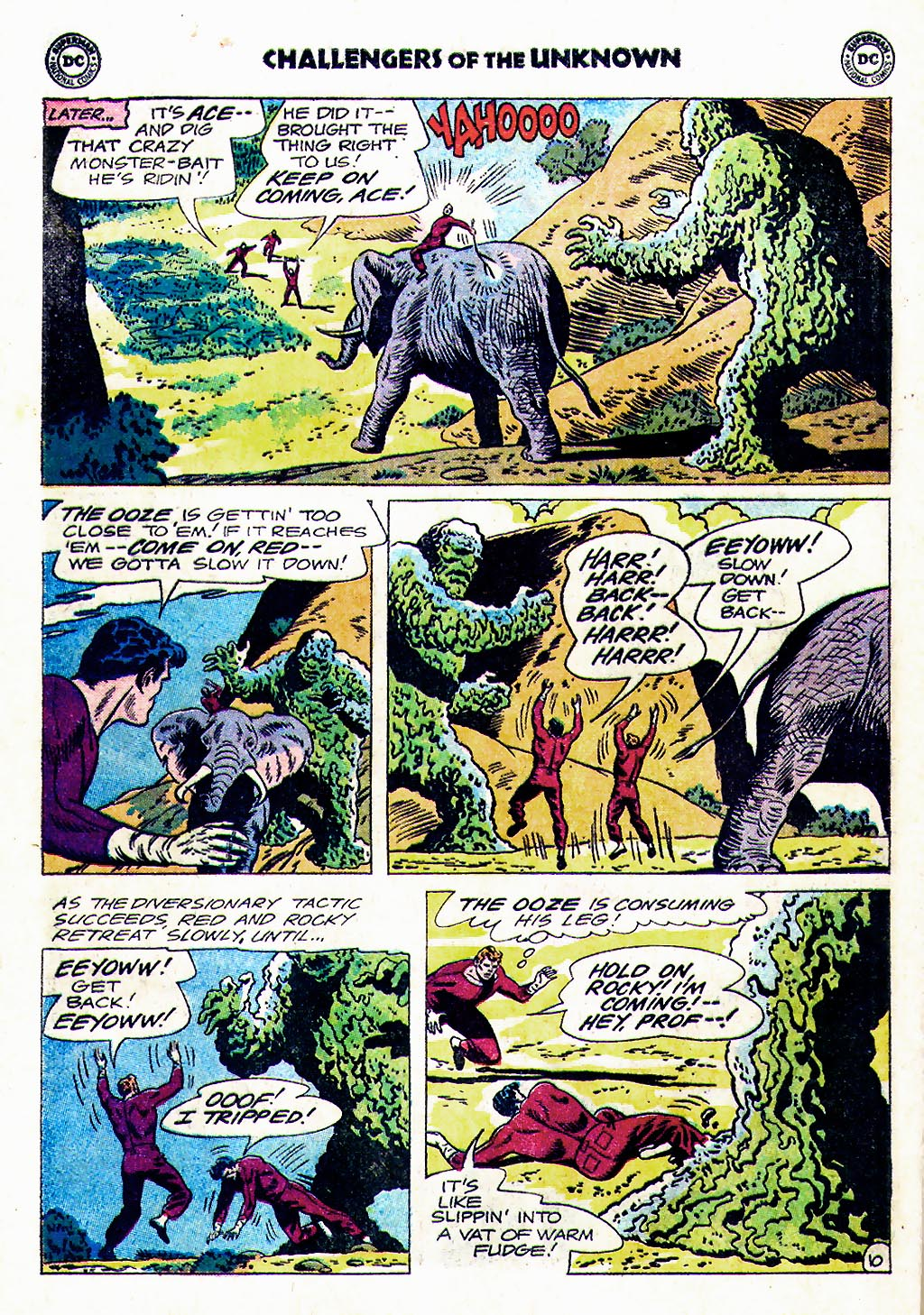 Challengers of the Unknown (1958) issue 38 - Page 12