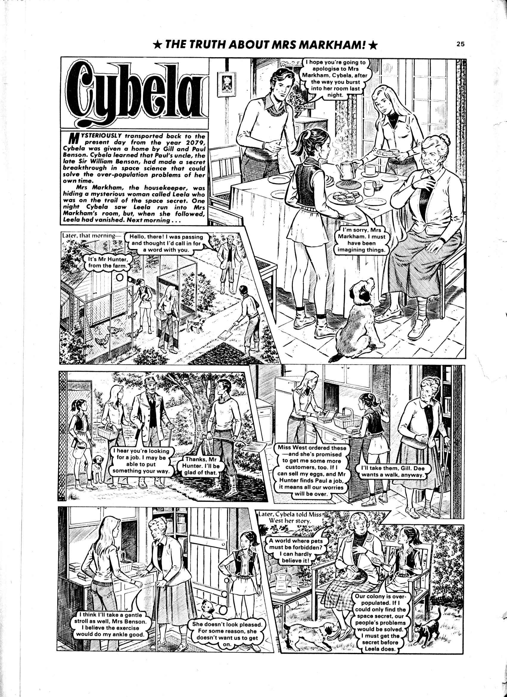 Read online Judy comic -  Issue #1045 - 25