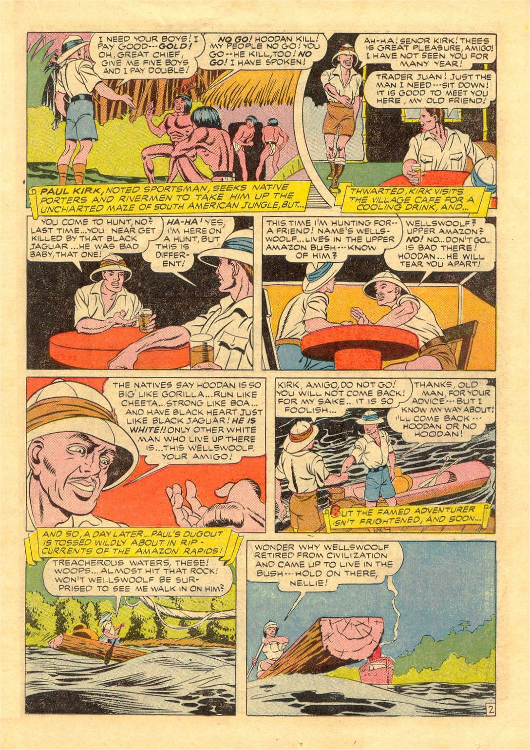 Read online Adventure Comics (1938) comic -  Issue #87 - 44