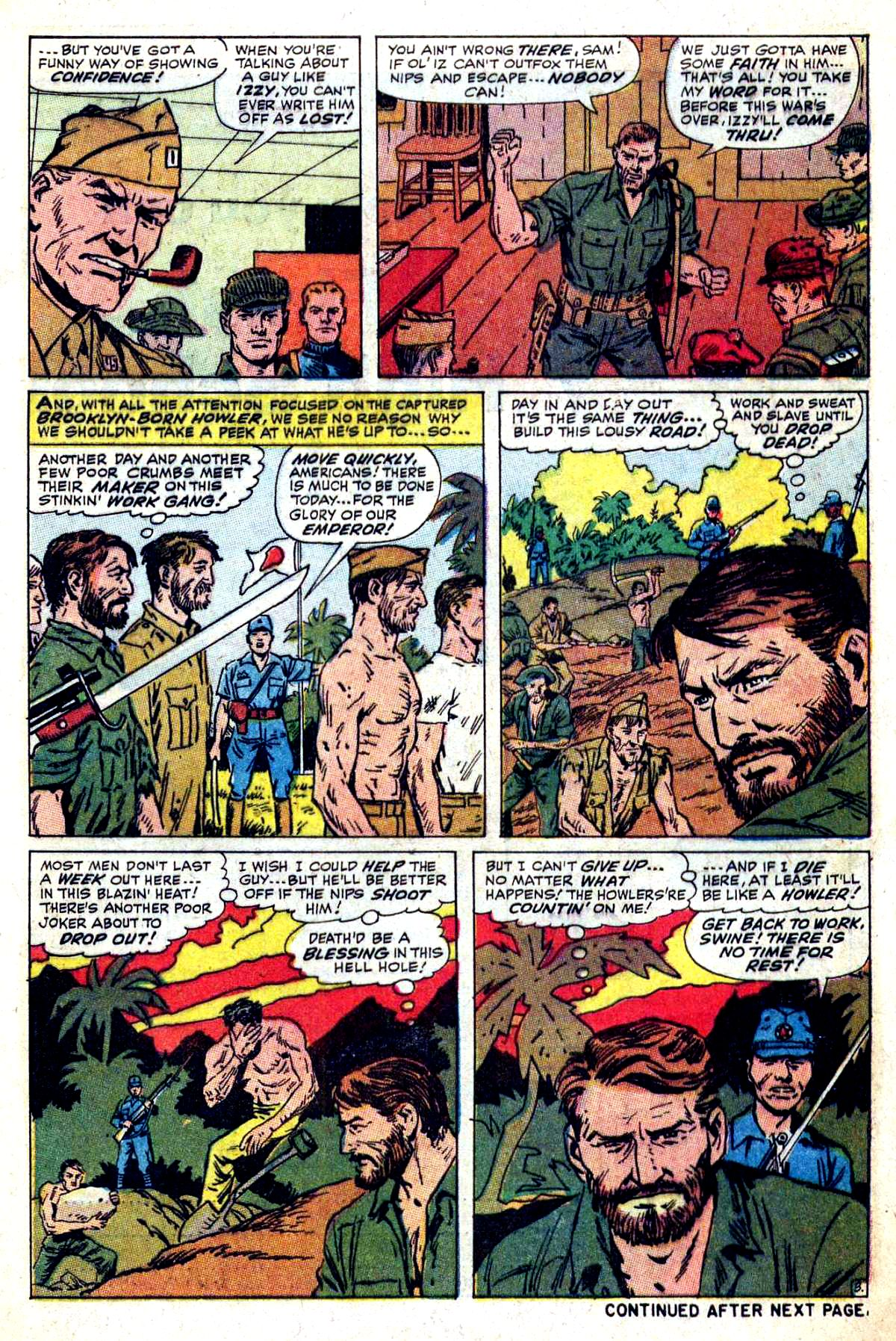 Read online Sgt. Fury comic -  Issue #54 - 5