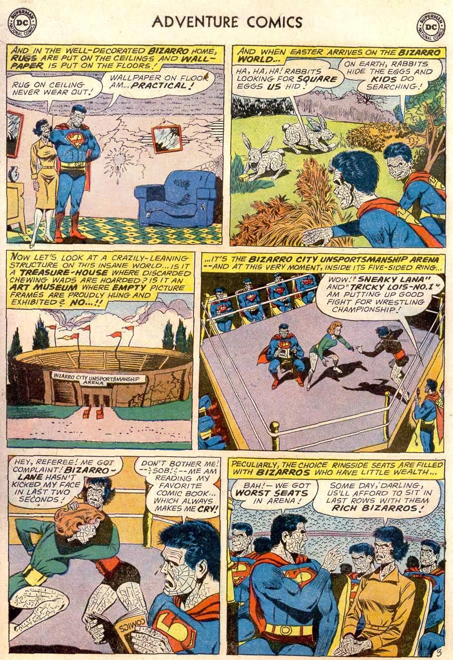 Read online Adventure Comics (1938) comic -  Issue #295 - 23