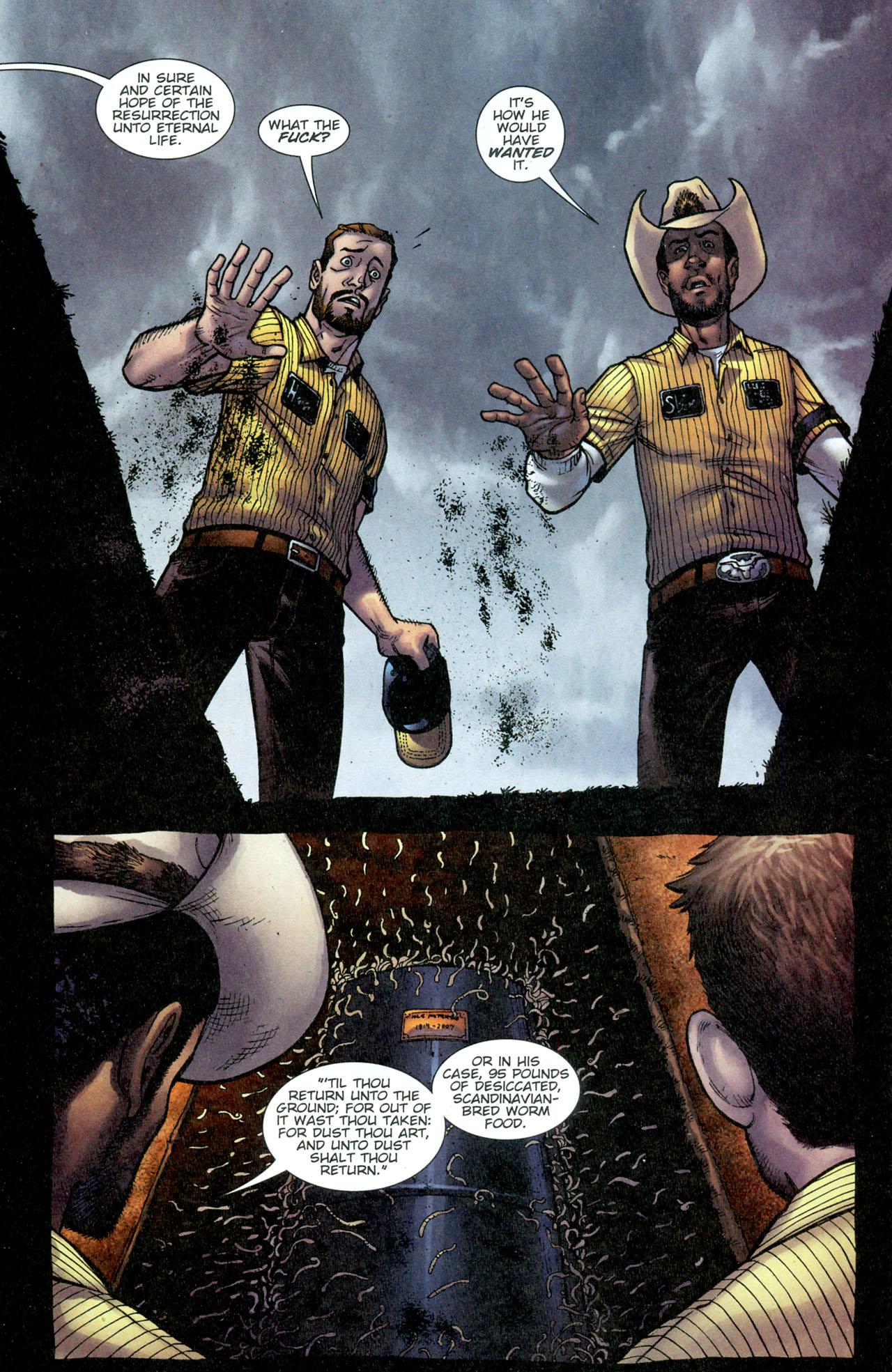 Read online The Exterminators comic -  Issue #13 - 8