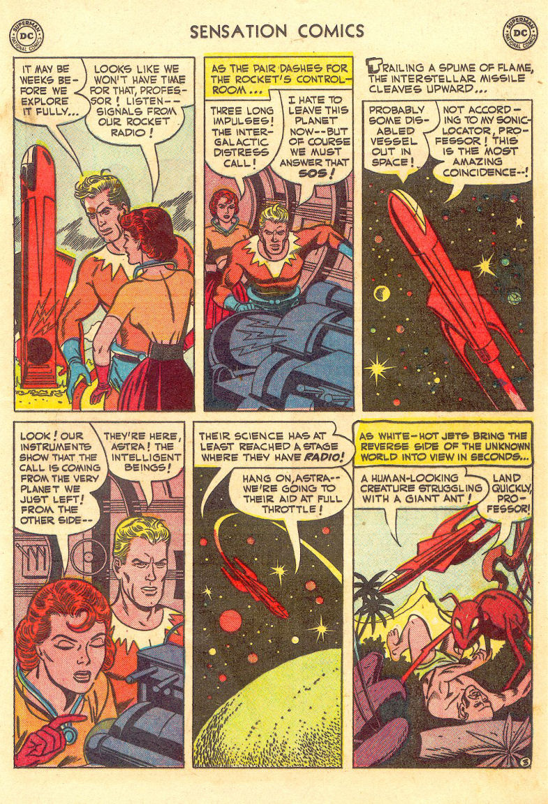 Read online Sensation (Mystery) Comics comic -  Issue #105 - 29