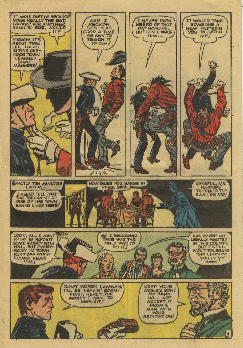 The Rawhide Kid (1955) issue 25 - Page 5