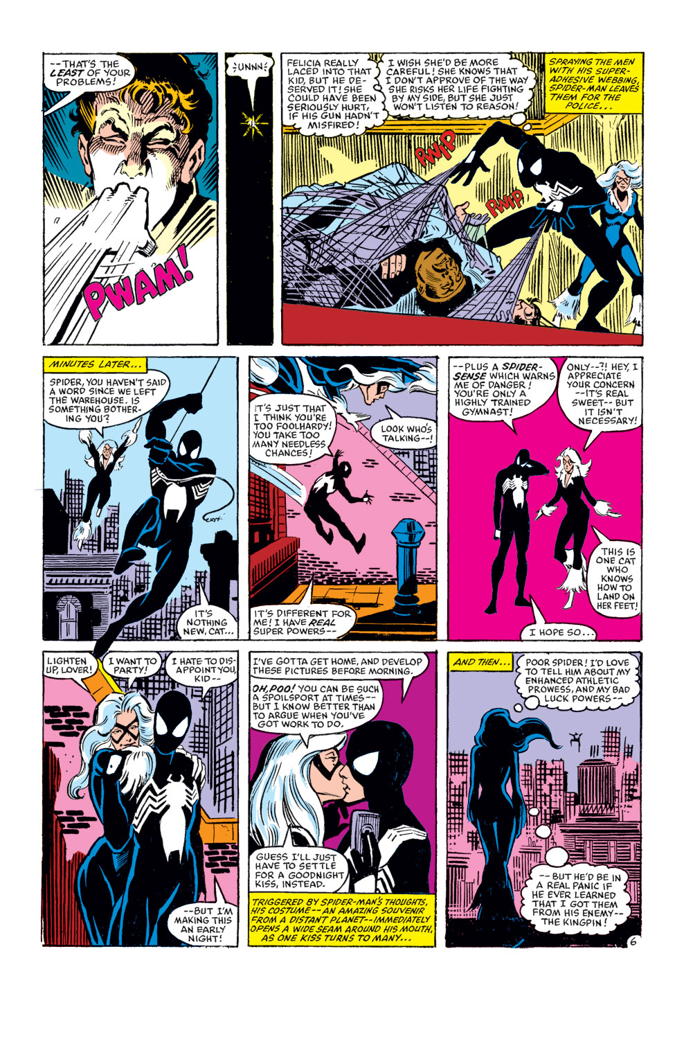 The Amazing Spider-Man (1963) 256 Page 6