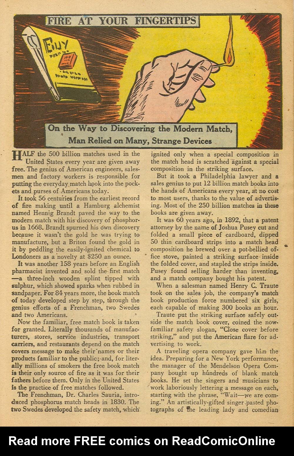 Read online Adventure Comics (1938) comic -  Issue #176 - 33