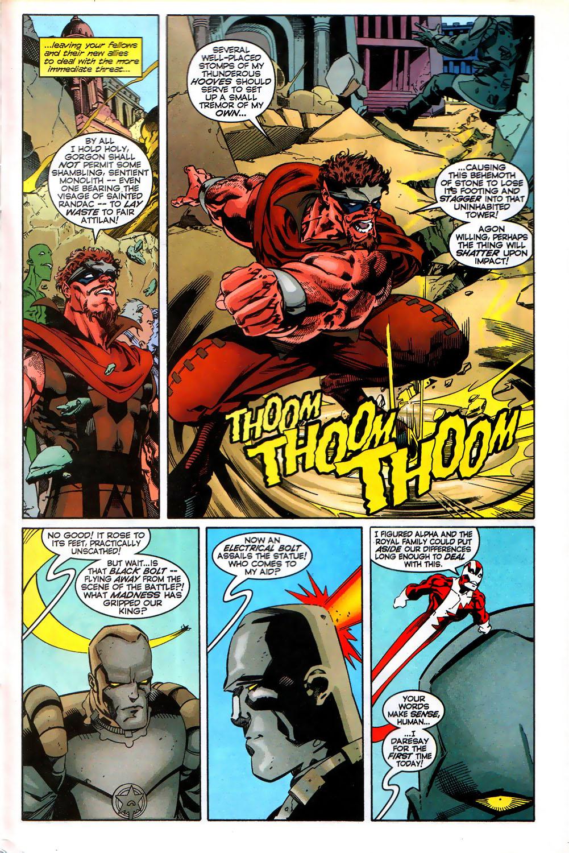 Read online Alpha Flight (1997) comic -  Issue # _Annual - 34