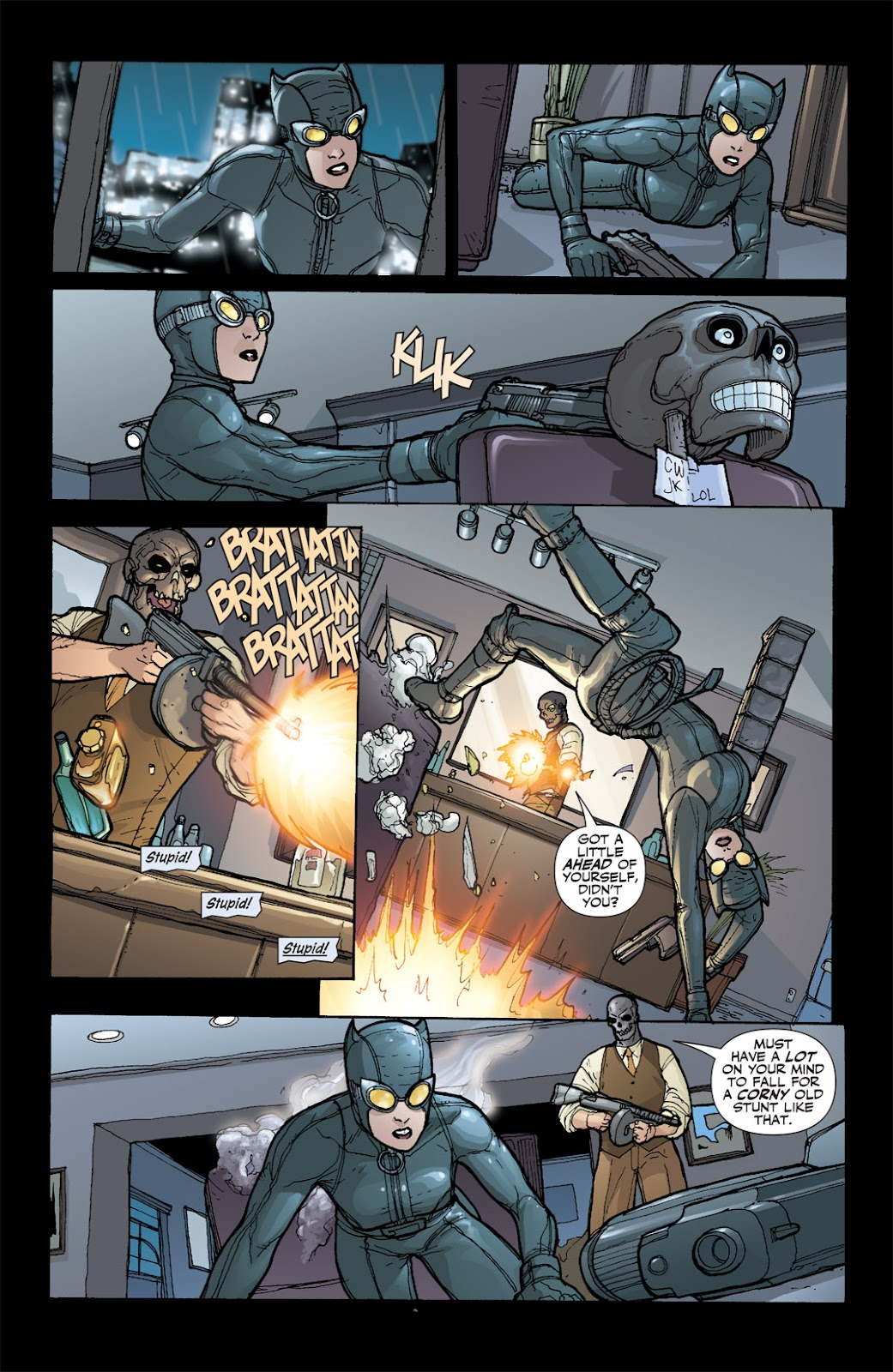 Catwoman (2002) Issue #52 #52 - English 19