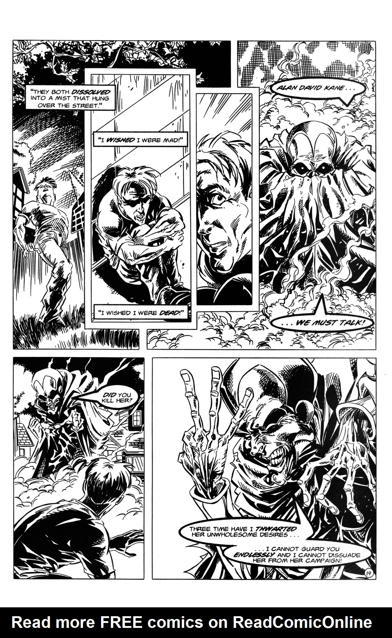 Read online Dr. Weird (1997) comic -  Issue #2 - 21