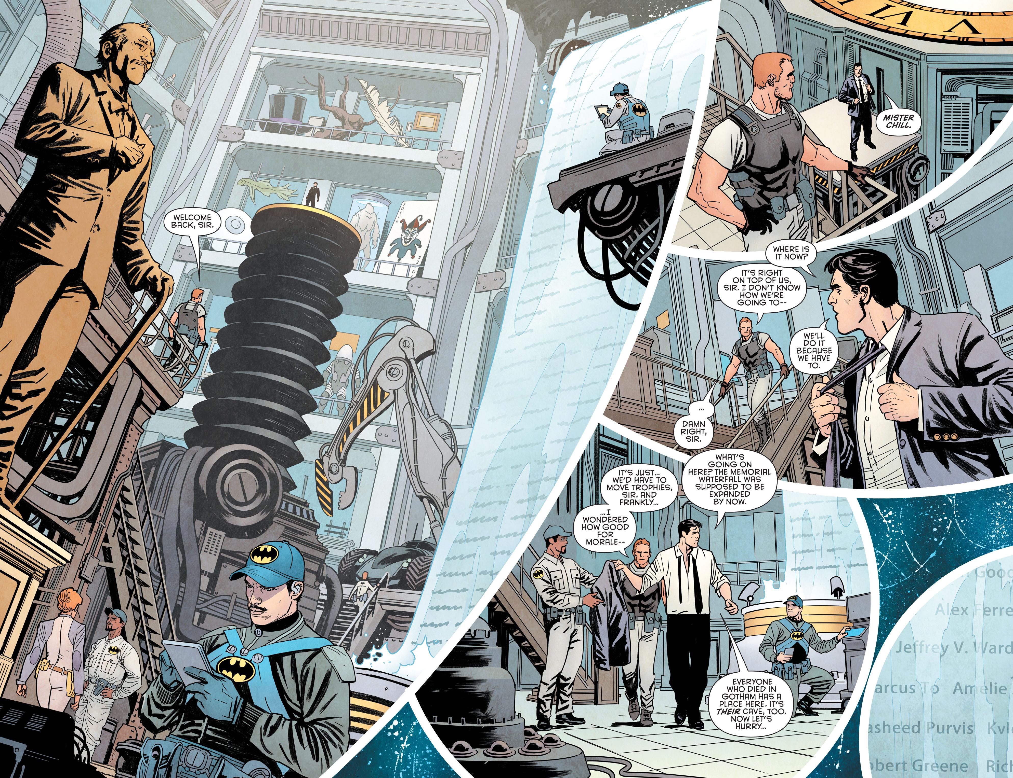 Read online Batman (2011) comic -  Issue # _TPB 9 - 80