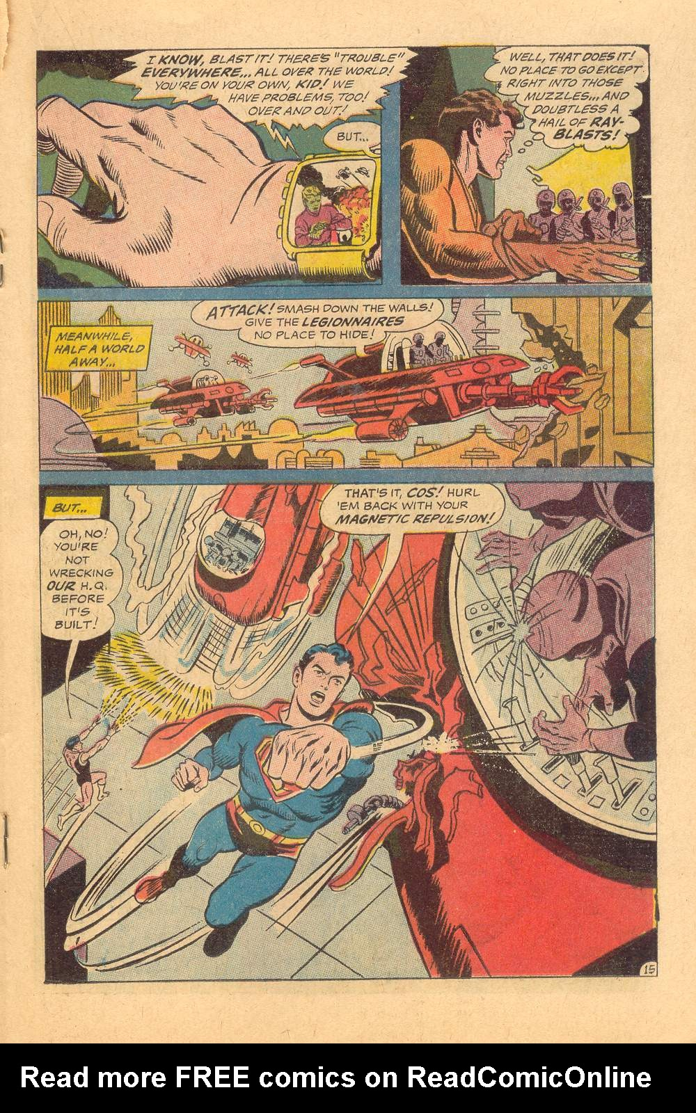 Read online Adventure Comics (1938) comic -  Issue #367 - 20
