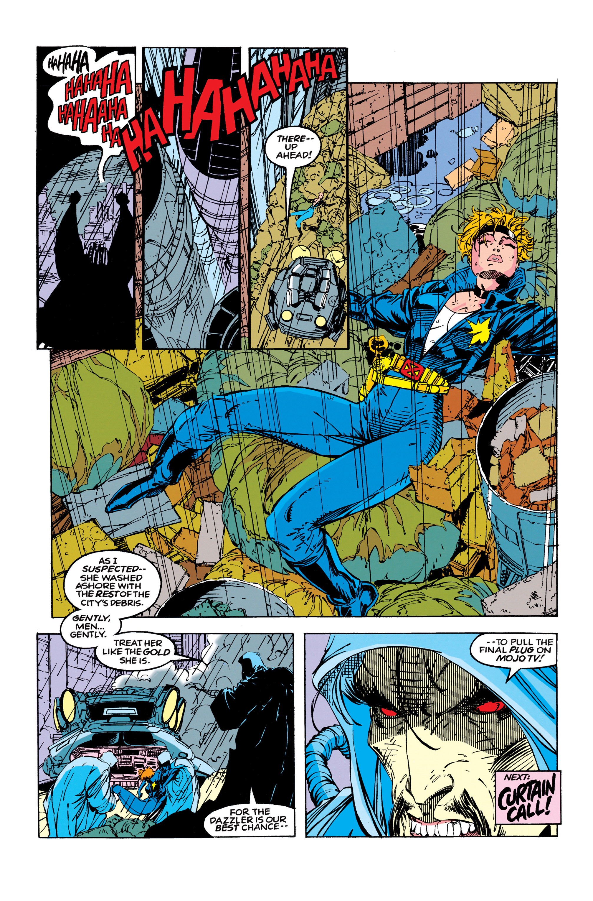 X-Men (1991) 10 Page 16