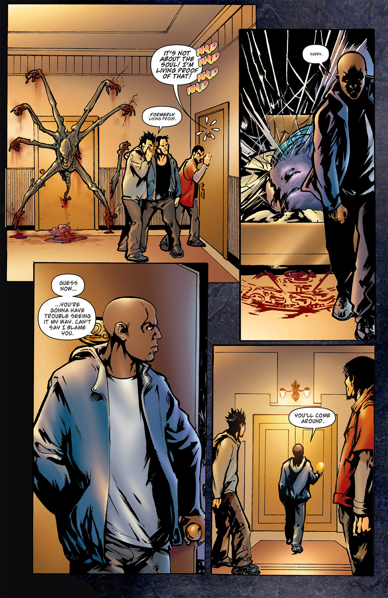 Read online Angel: After The Fall comic -  Issue #2 - 15