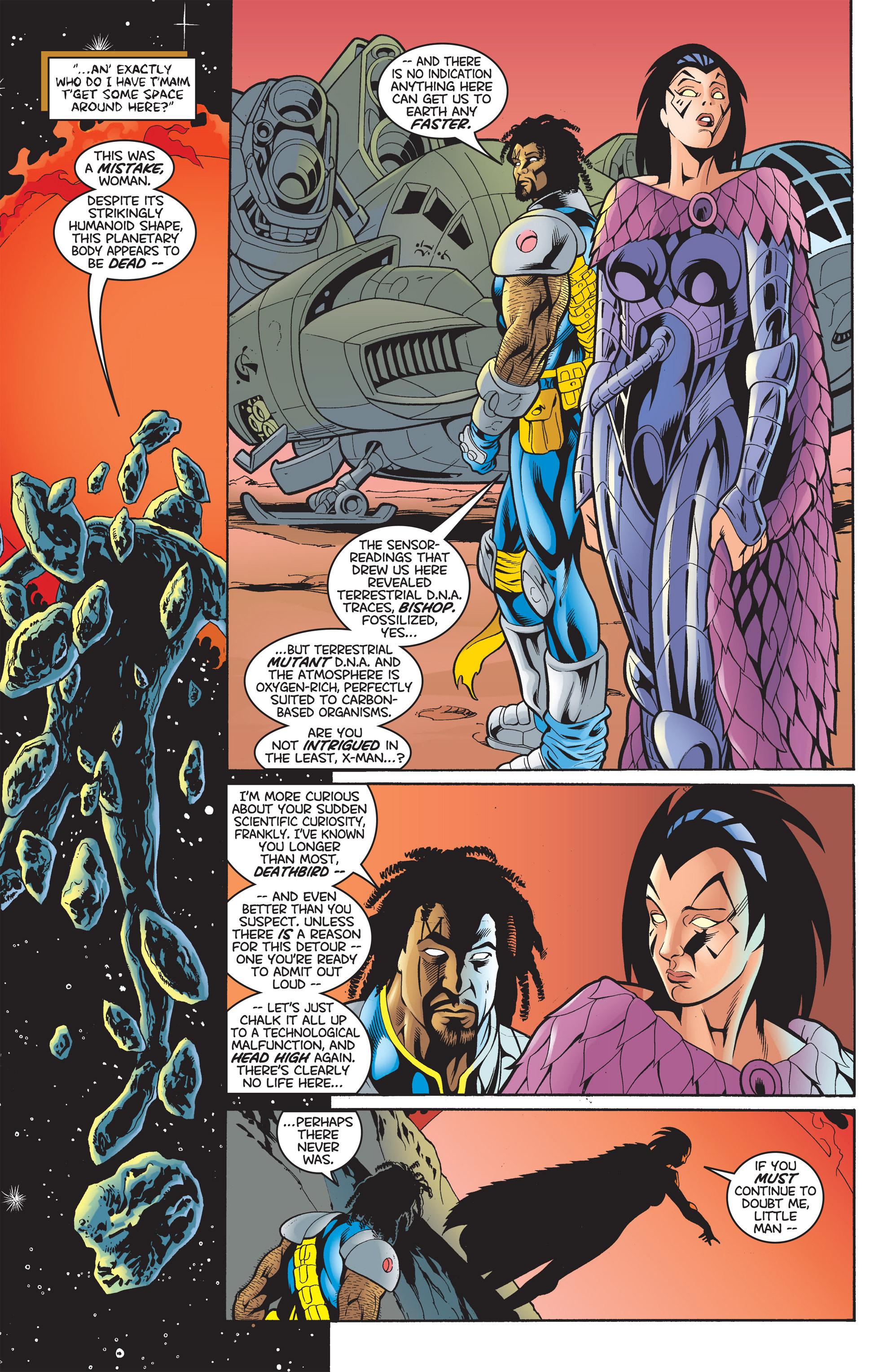 X-Men (1991) 92 Page 10