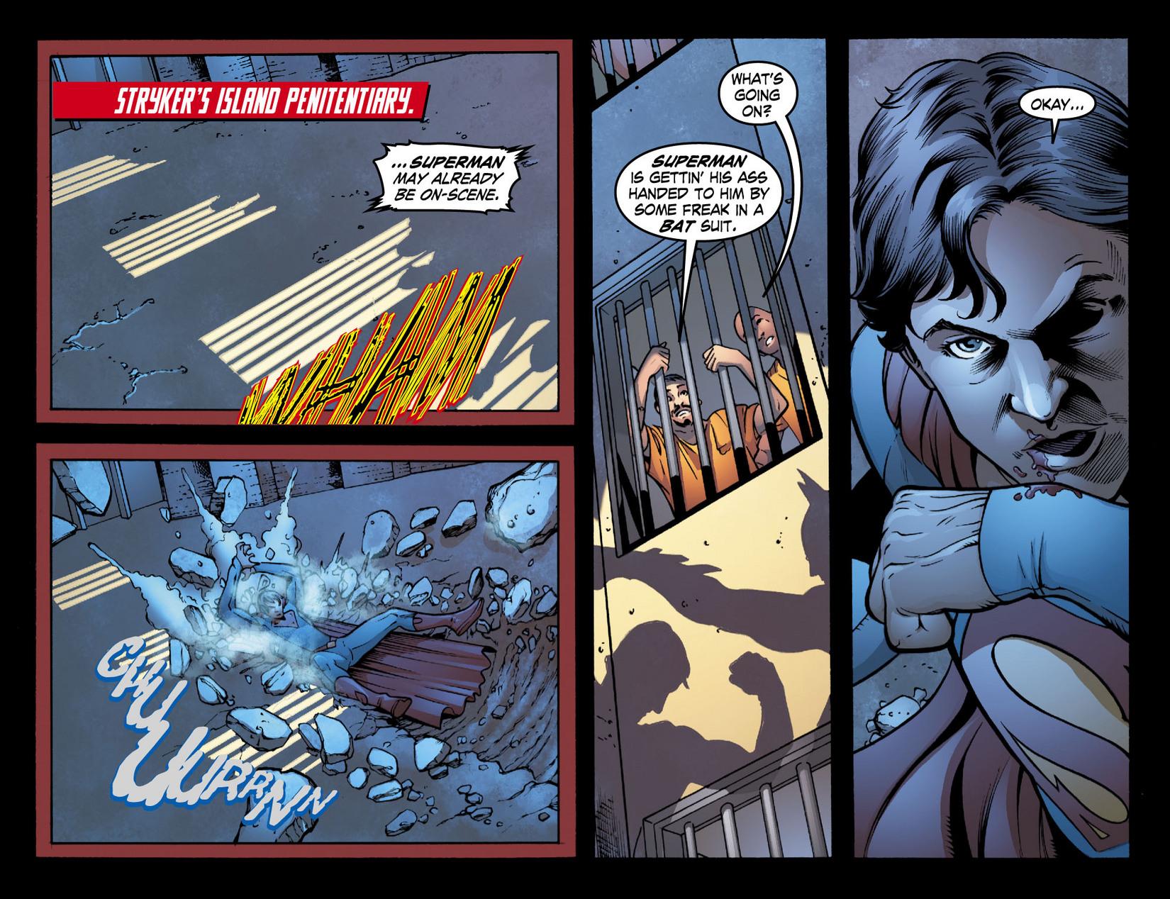 Read online Smallville: Season 11 comic -  Issue #16 - 6
