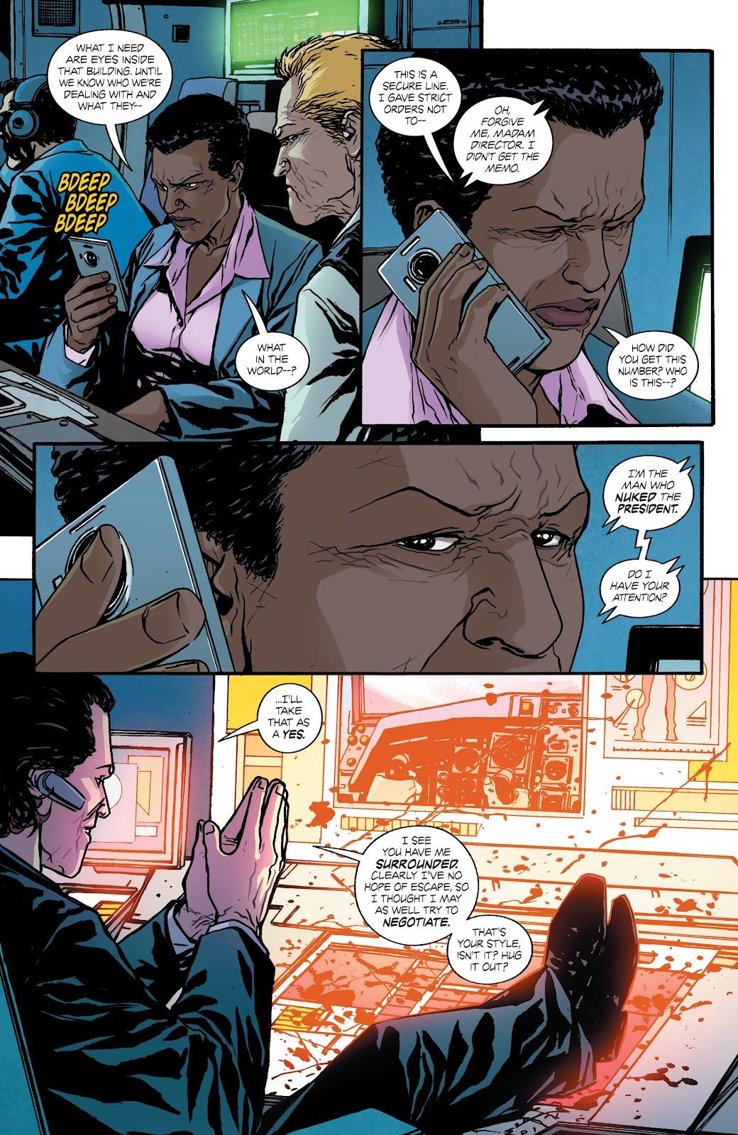 Read online Hardcore comic -  Issue #4 - 10