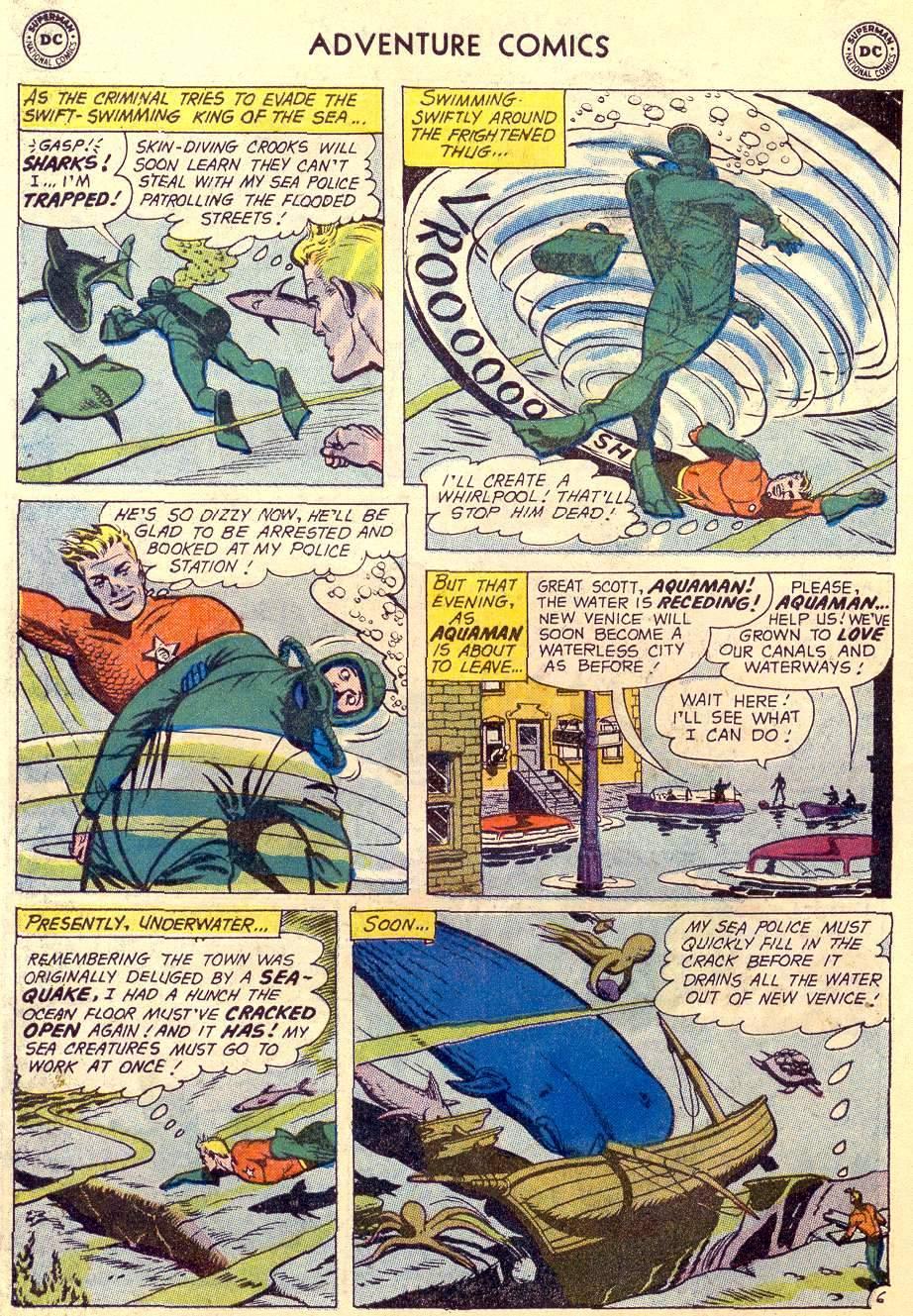 Read online Adventure Comics (1938) comic -  Issue #264 - 22