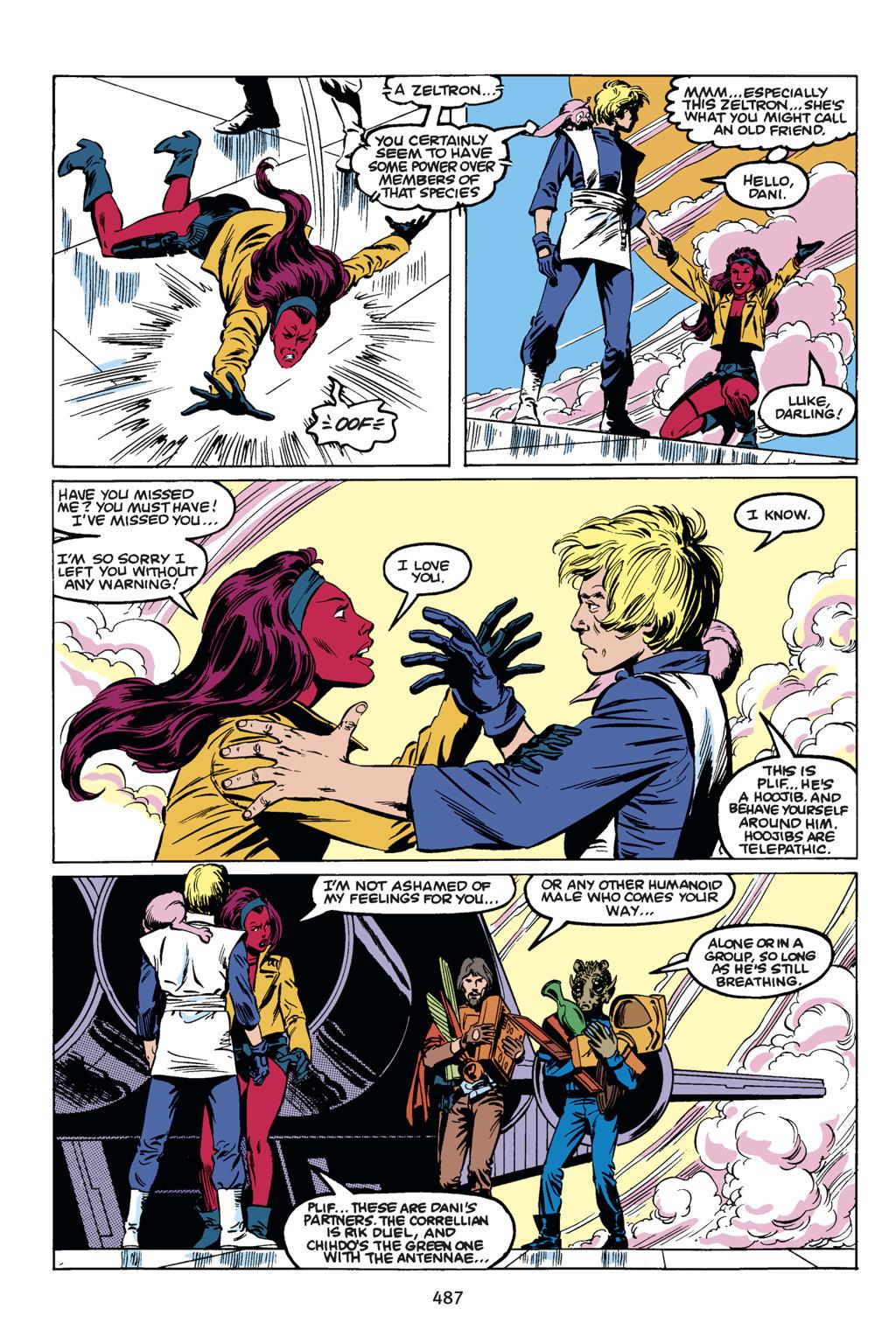 Read online Star Wars Omnibus comic -  Issue # Vol. 18.5 - 203