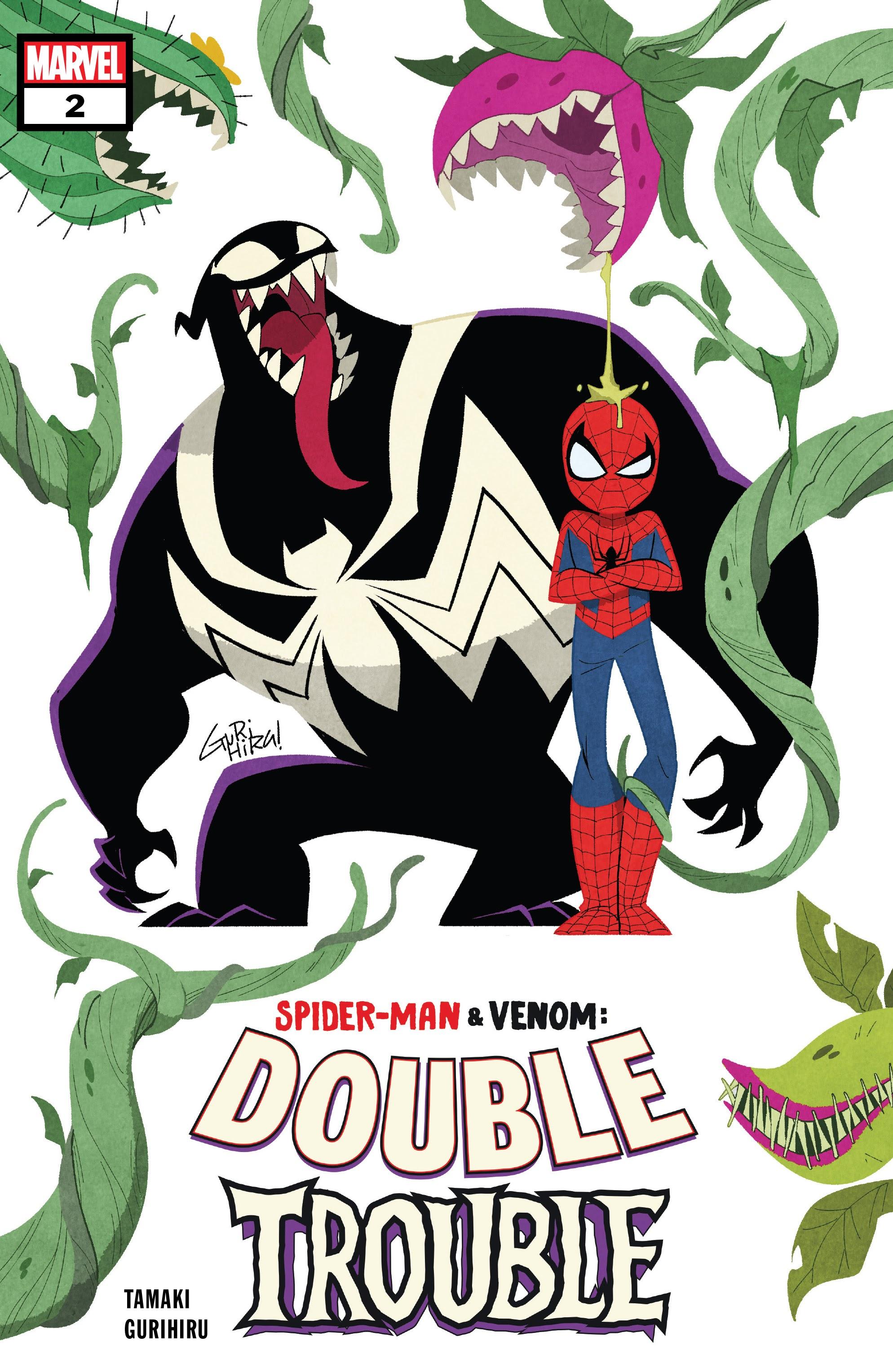 Spider-Man & Venom: Double Trouble 2 Page 1