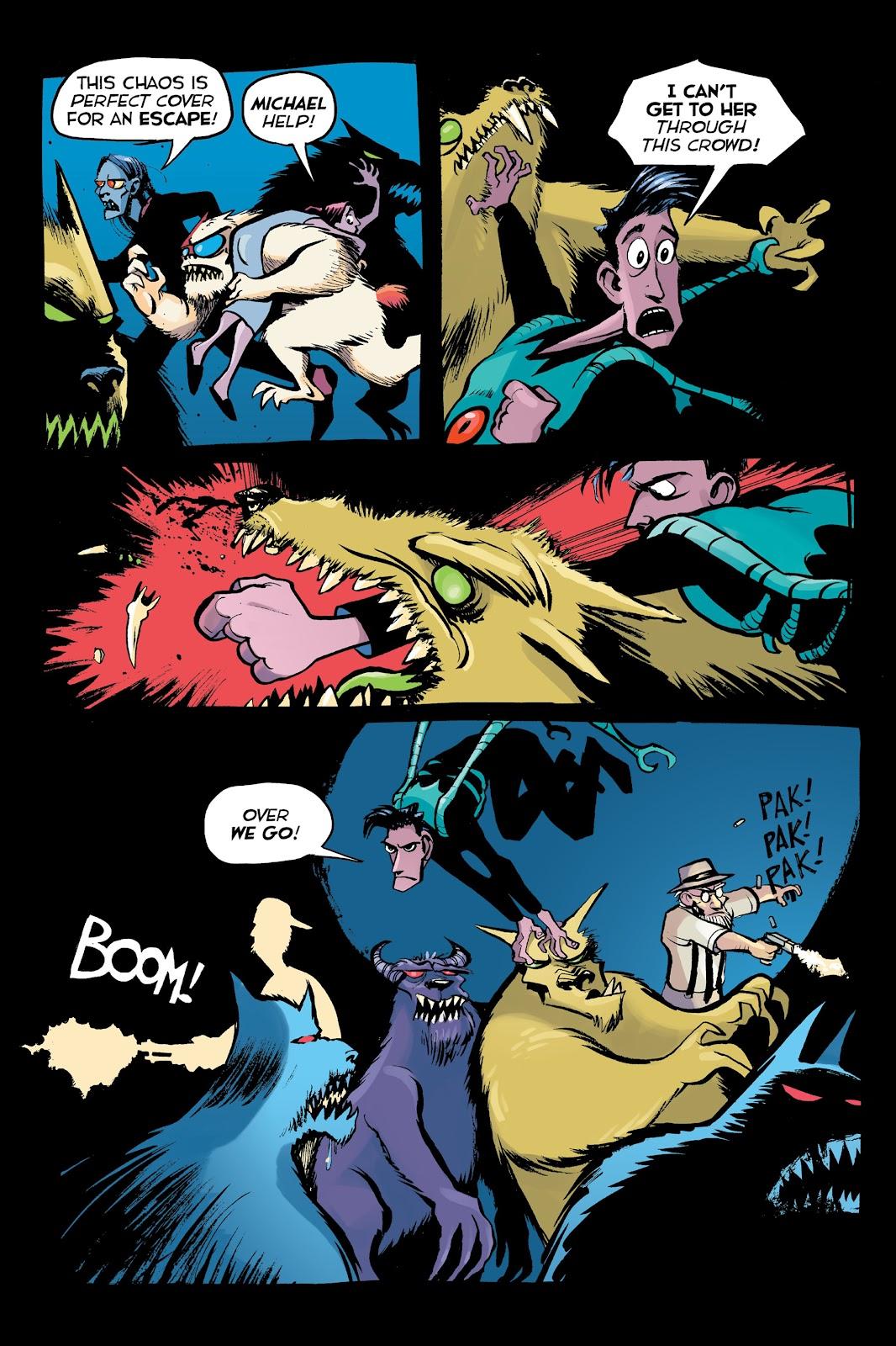 Read online Creature Tech (2019) comic -  Issue # TPB (Part 2) - 60