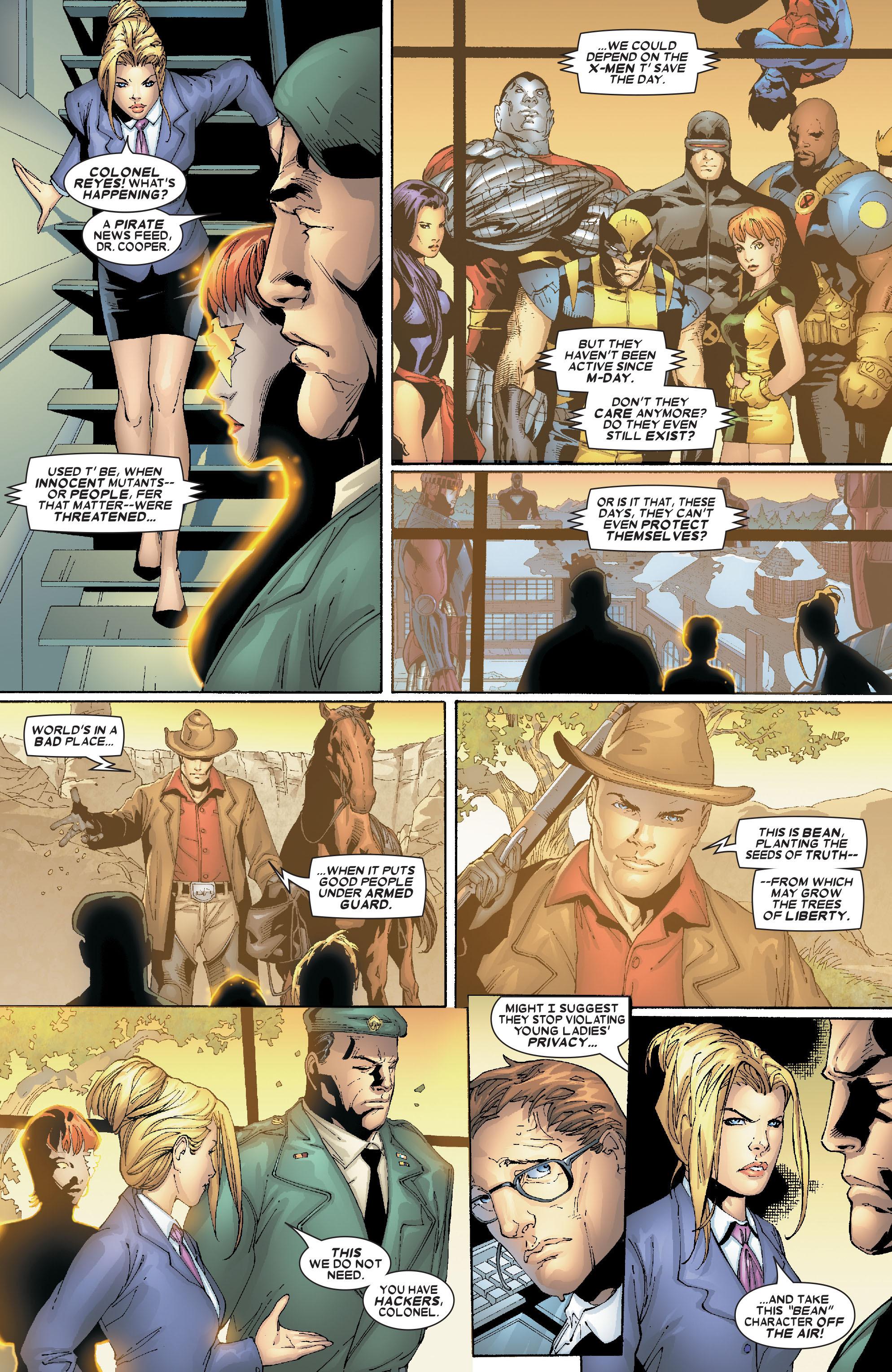 Read online Uncanny X-Men (1963) comic -  Issue #469 - 7