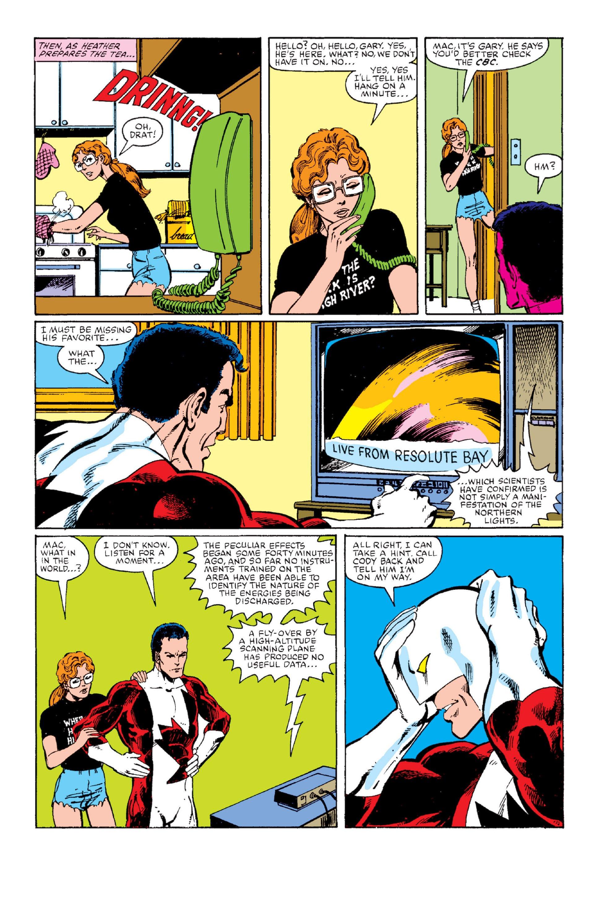 Read online Alpha Flight (1983) comic -  Issue #1 - 14