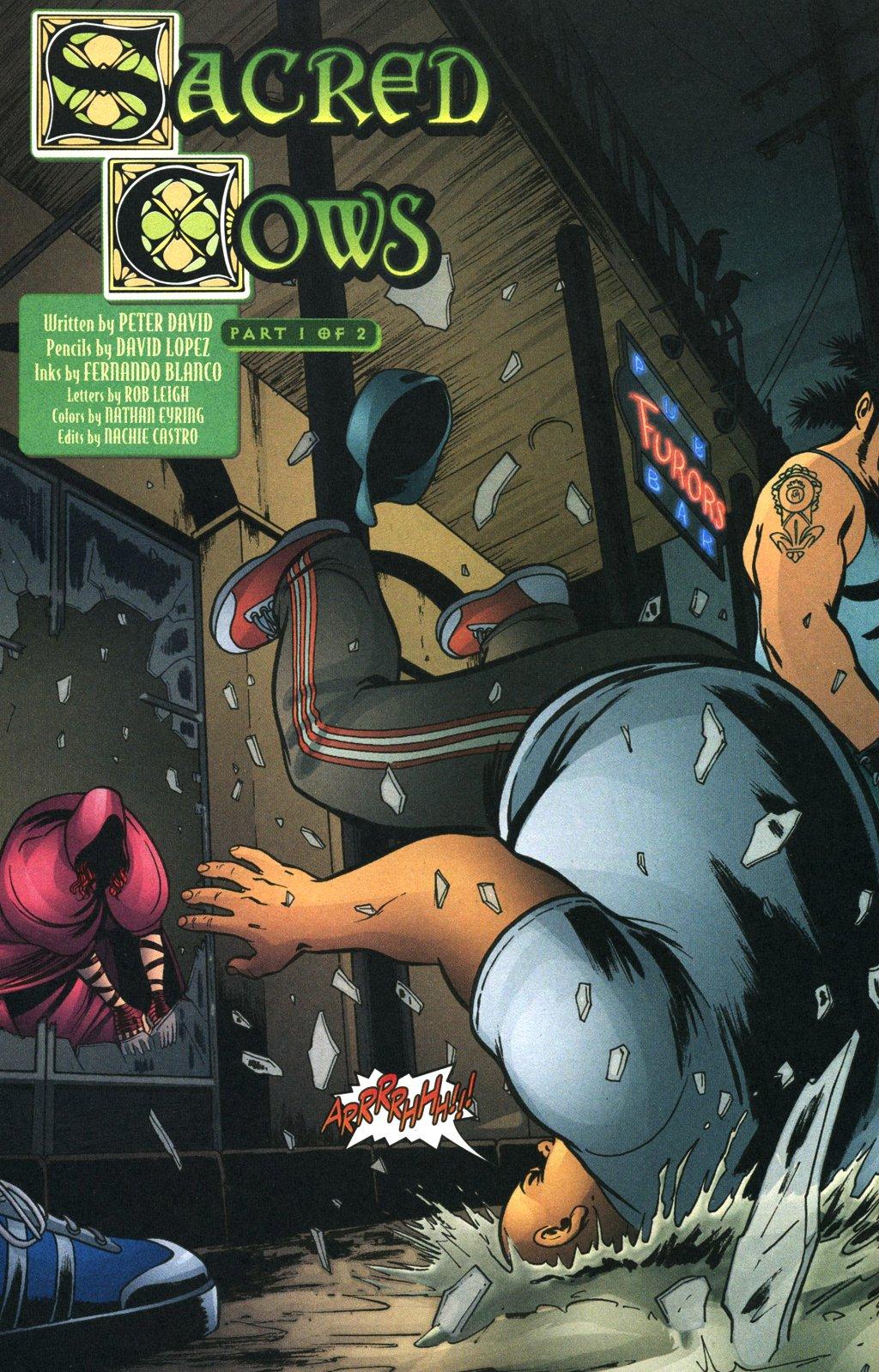 Read online Fallen Angel (2003) comic -  Issue #19 - 9