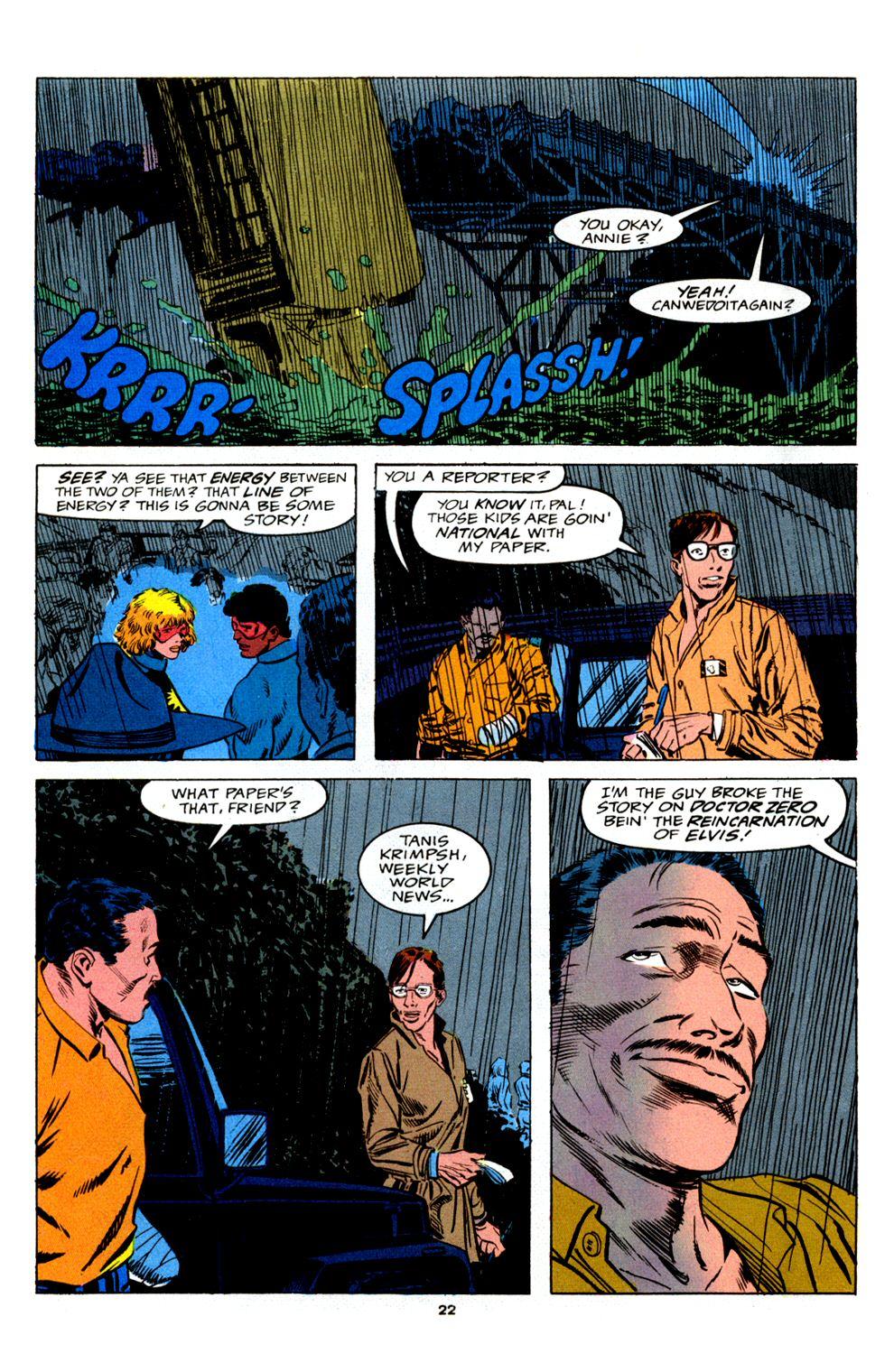 Read online Powerline comic -  Issue #2 - 24