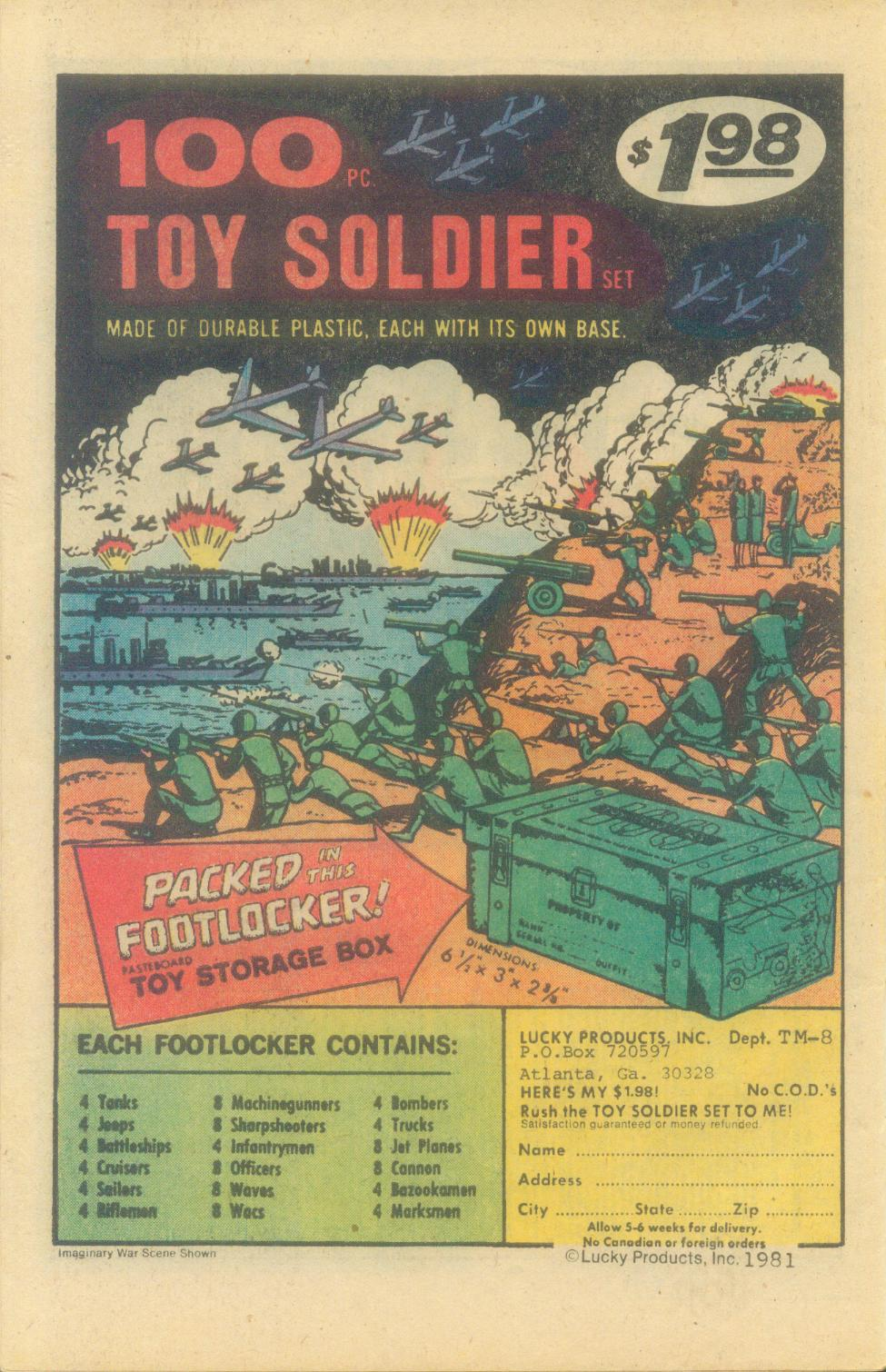 Read online Sgt. Fury comic -  Issue #163 - 34