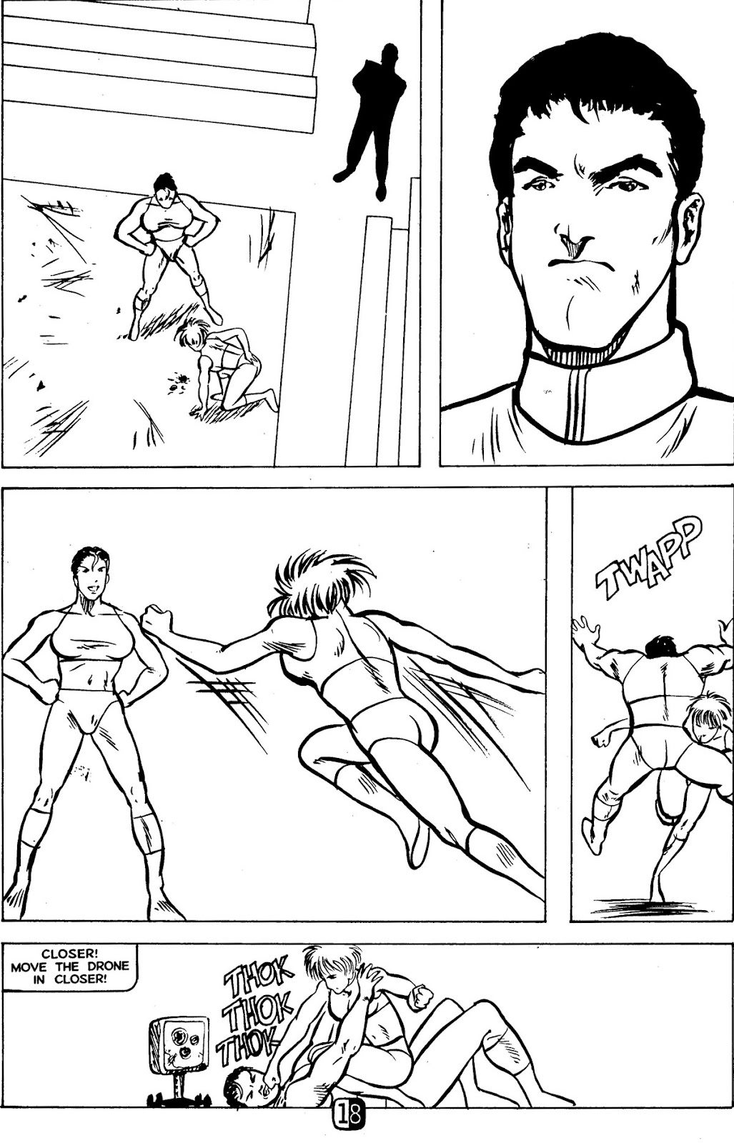 Robotech MechAngel issue 1 - Page 24