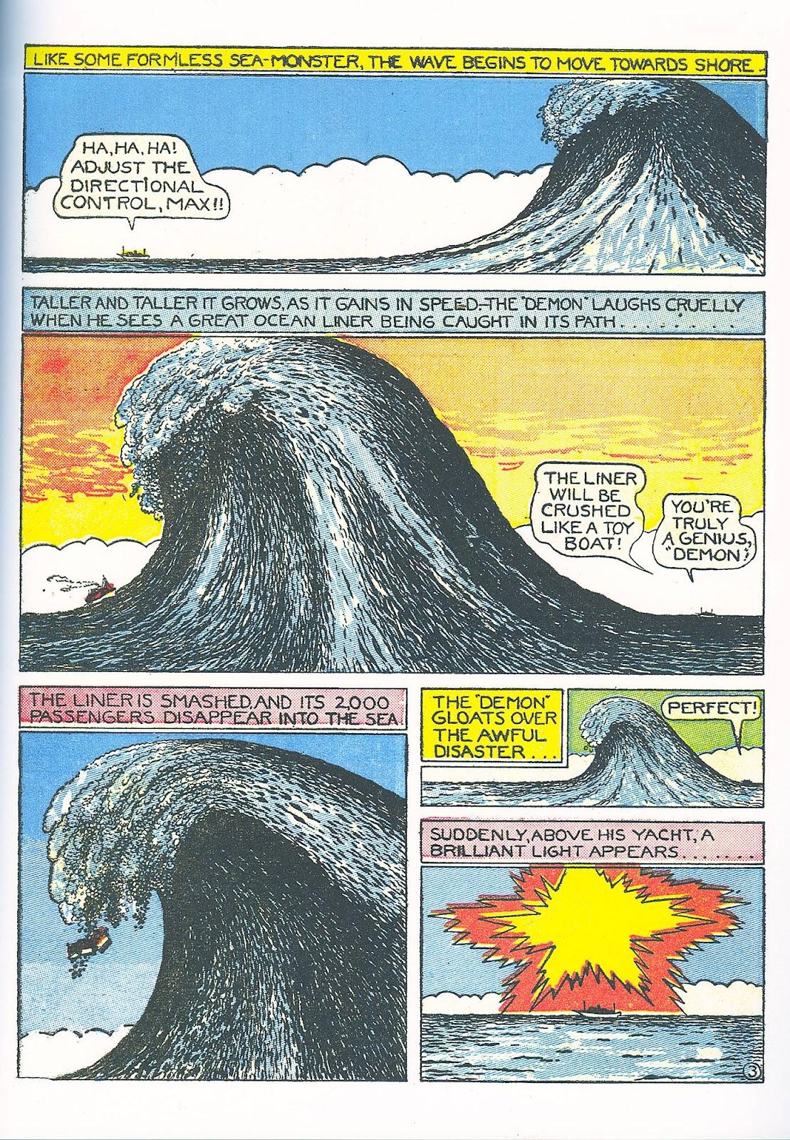 Read online Fantastic Comics comic -  Issue #3 - 56