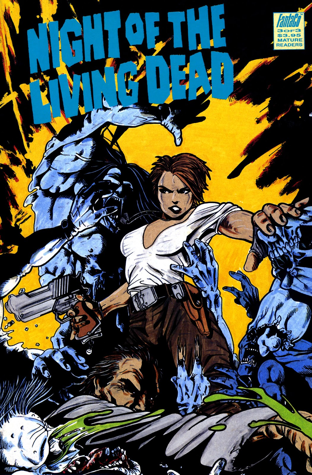 Read online Night of the Living Dead (1994) comic -  Issue #3 - 1