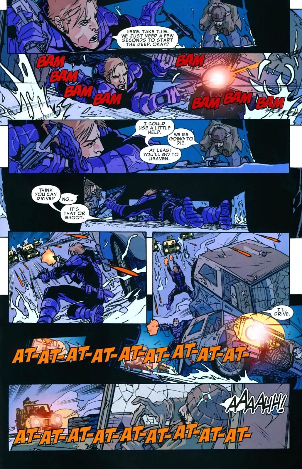 Read online Amazing Fantasy (2004) comic -  Issue #16 - 30