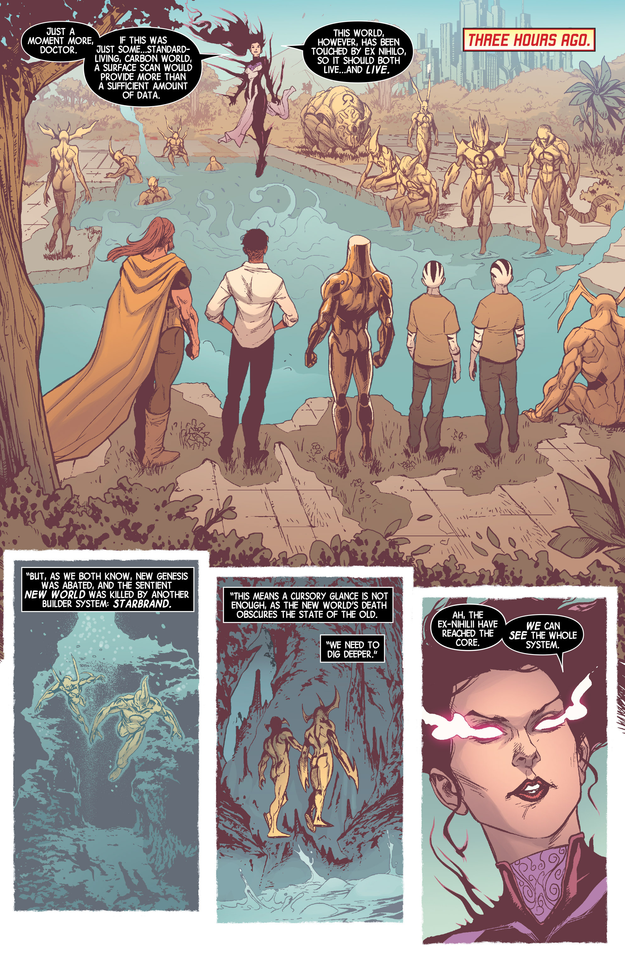 Read online Avengers (2013) comic -  Issue #36 - 16