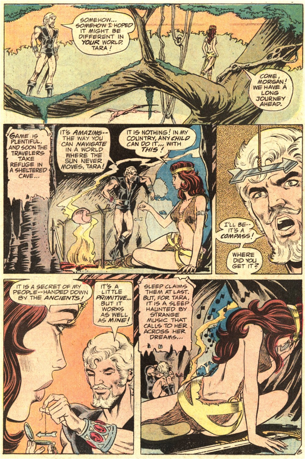 Warlord (1976) issue 1 - Page 9