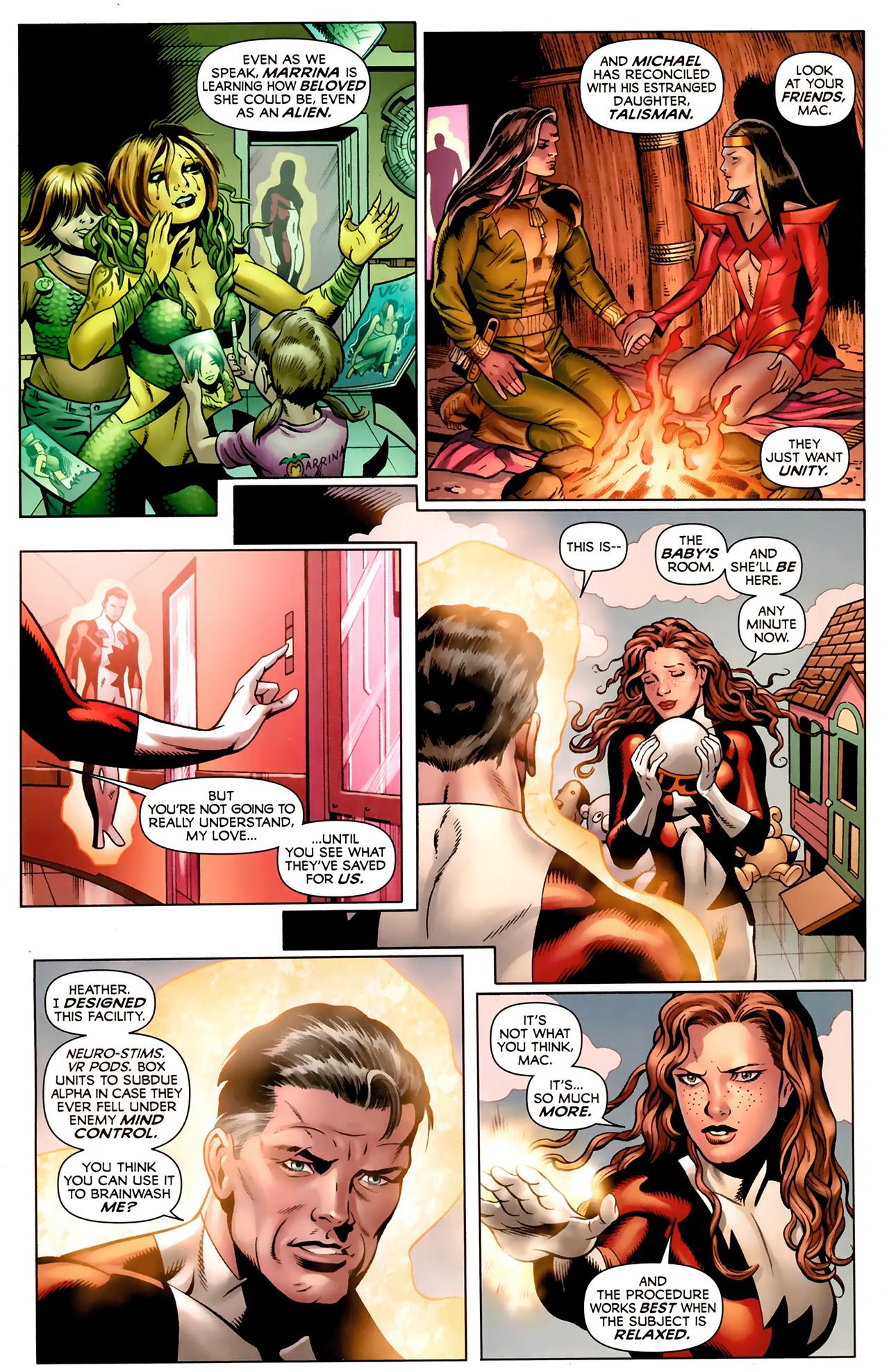 Read online Alpha Flight (2011) comic -  Issue #2 - 16