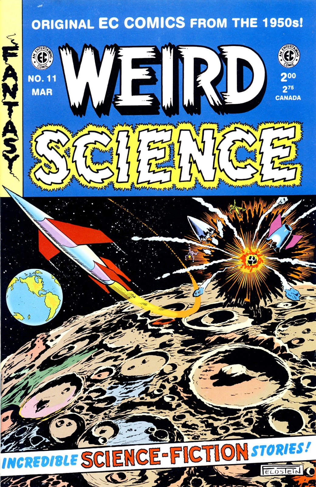 Weird Science issue 11 - Page 1